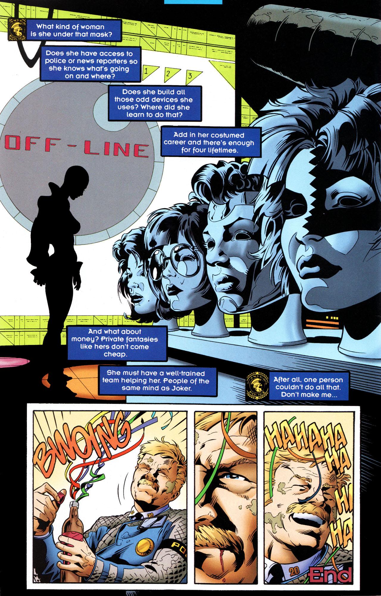 Read online Tangent Comics/ The Joker comic -  Issue # Full - 39