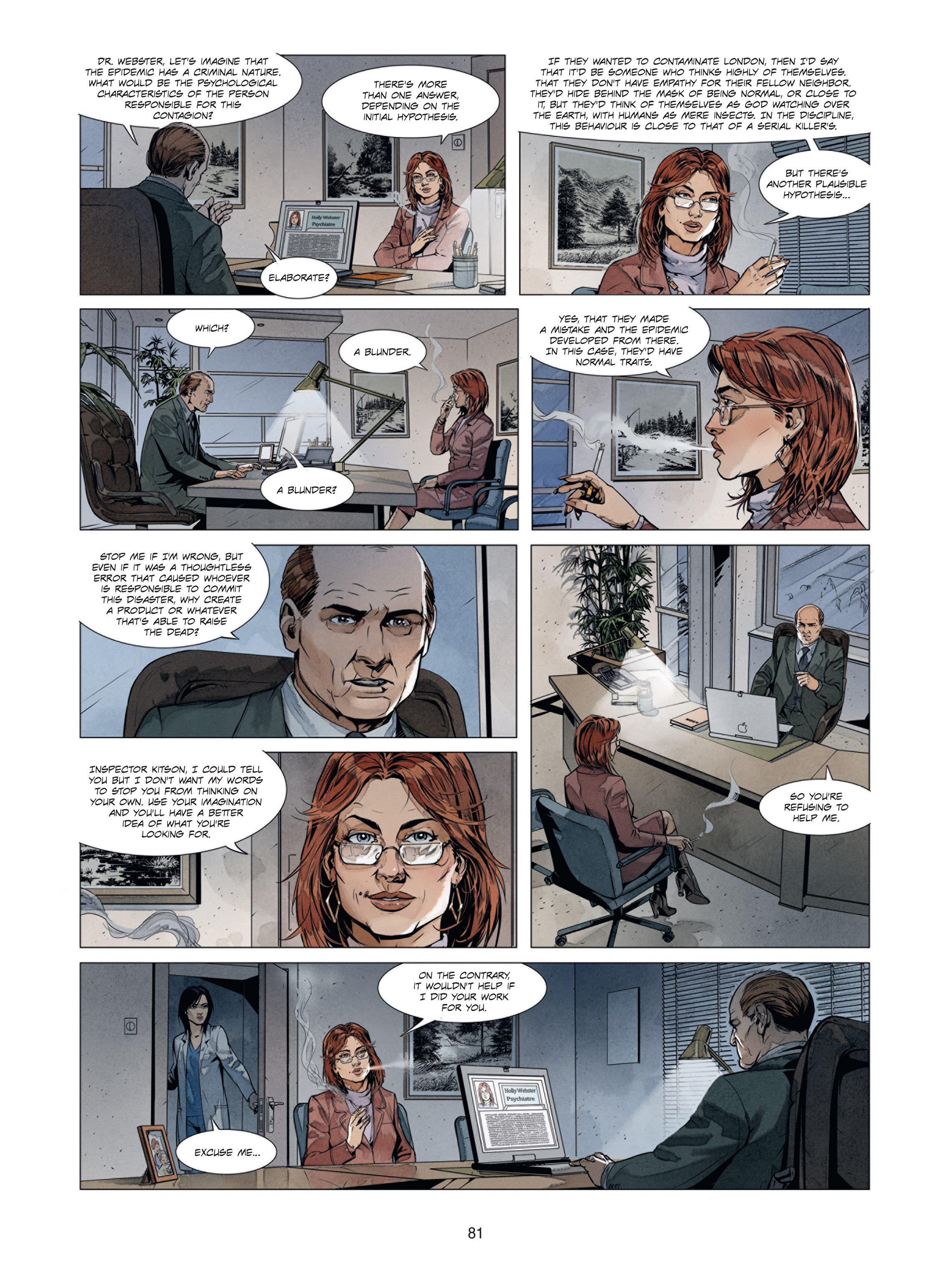 Read online Alice Matheson comic -  Issue #1 - 80