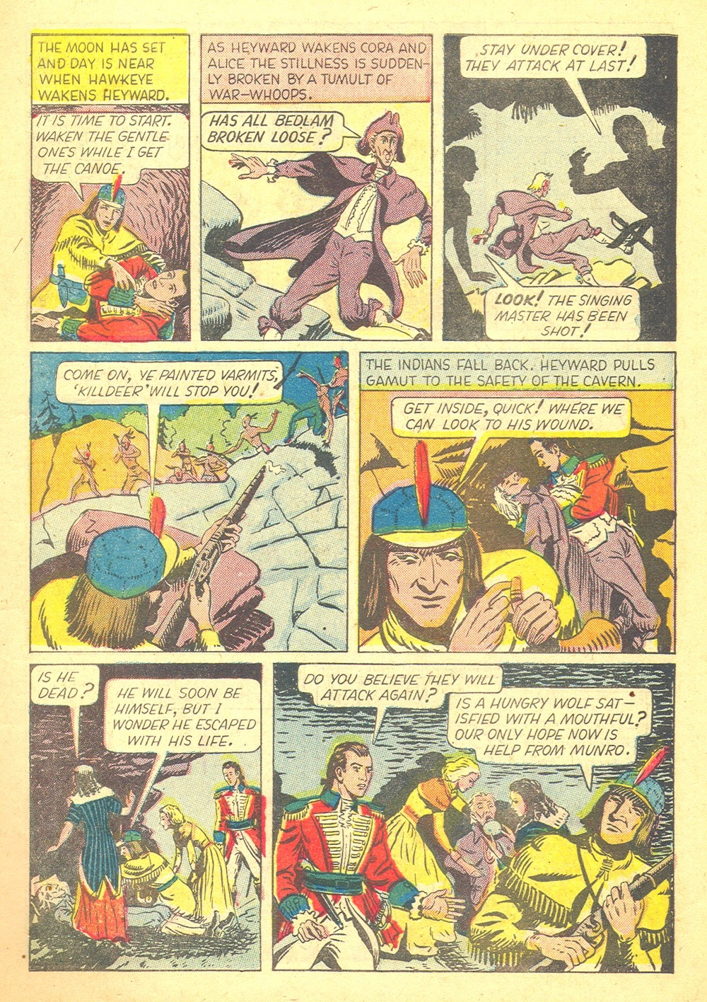 Classics Illustrated issue 4 - Page 11
