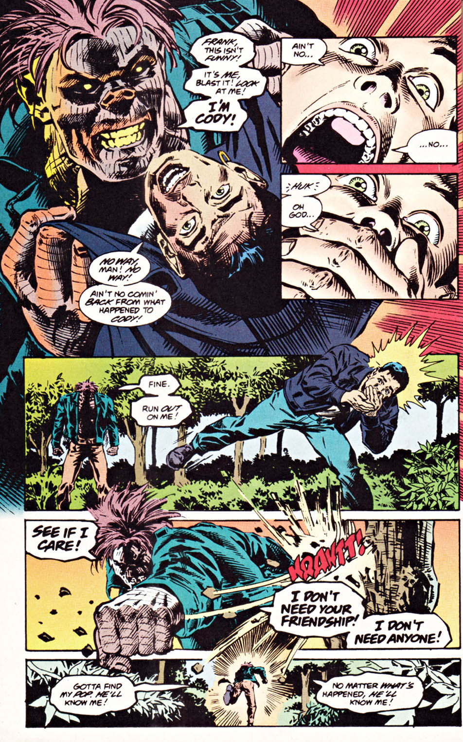 Read online Secret Defenders comic -  Issue #20 - 13