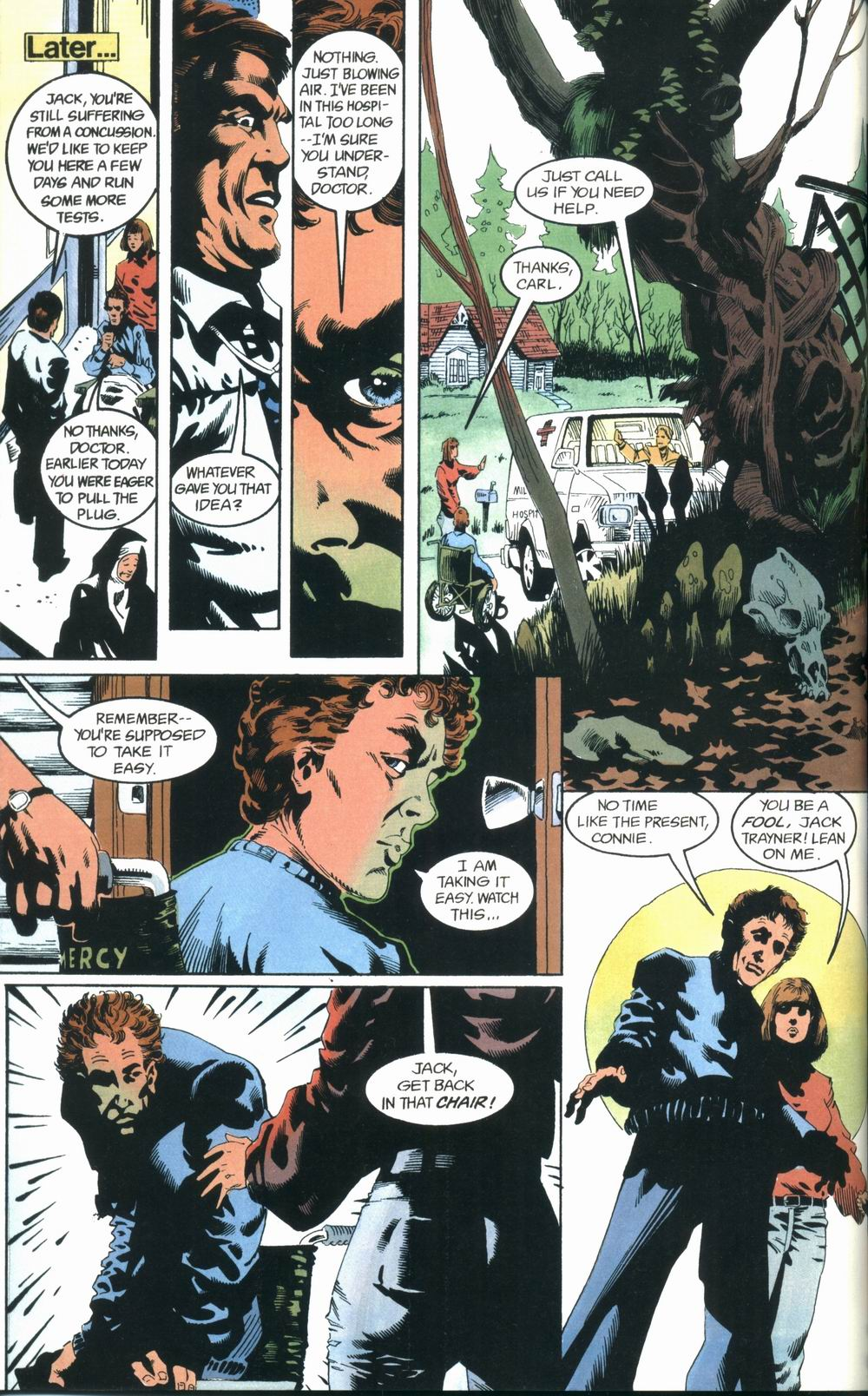 Read online Deadman: Love After Death comic -  Issue #1 - 28