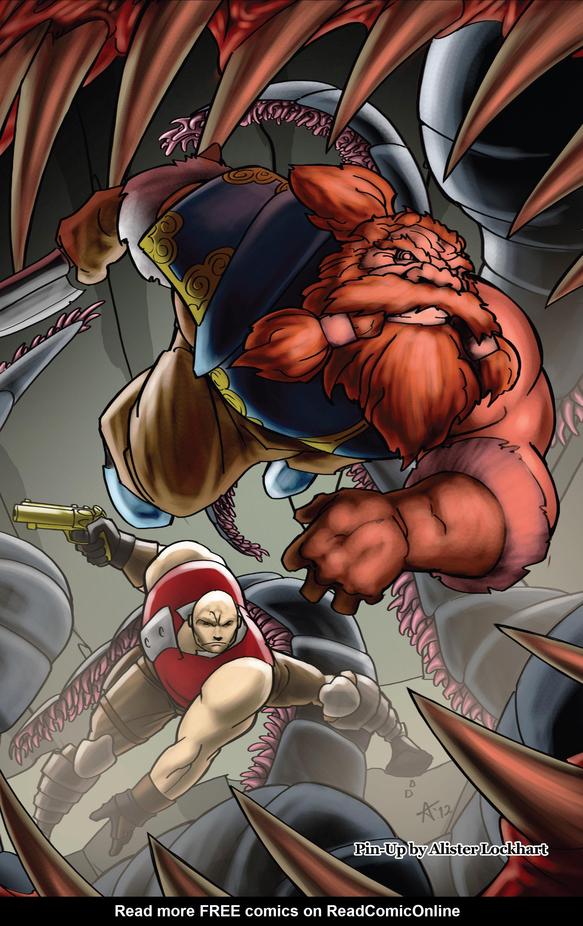Read online Skullkickers comic -  Issue #16 - 24