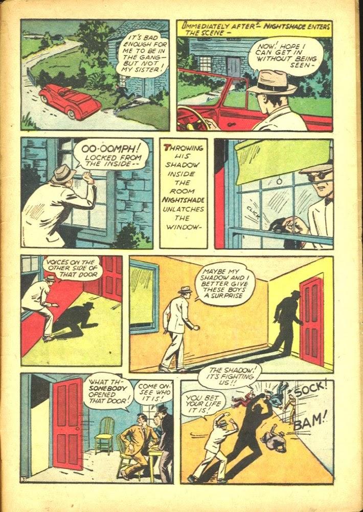 Read online Amazing Man Comics comic -  Issue #25 - 63