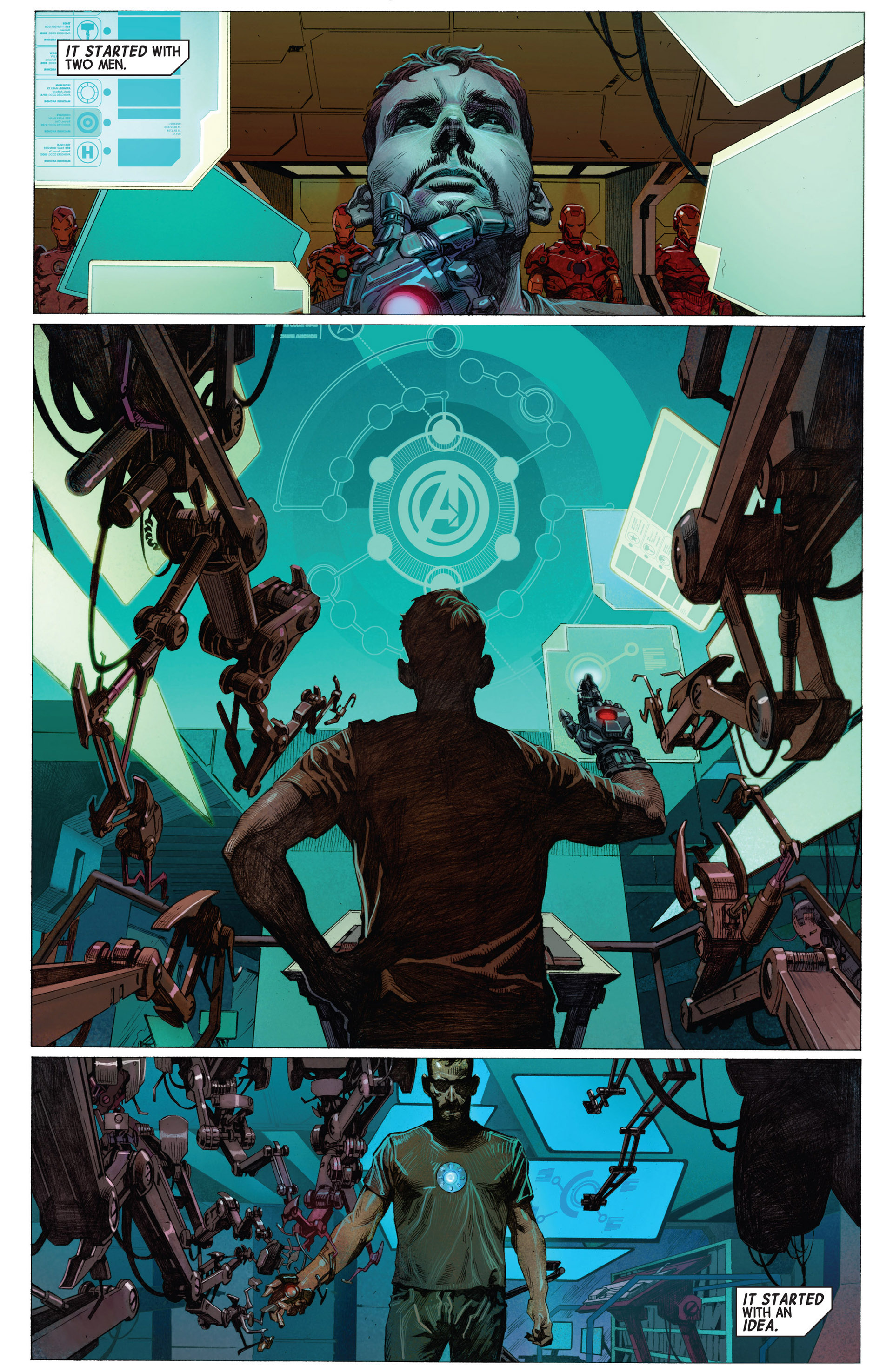 Read online Avengers (2013) comic -  Issue #1 - 6