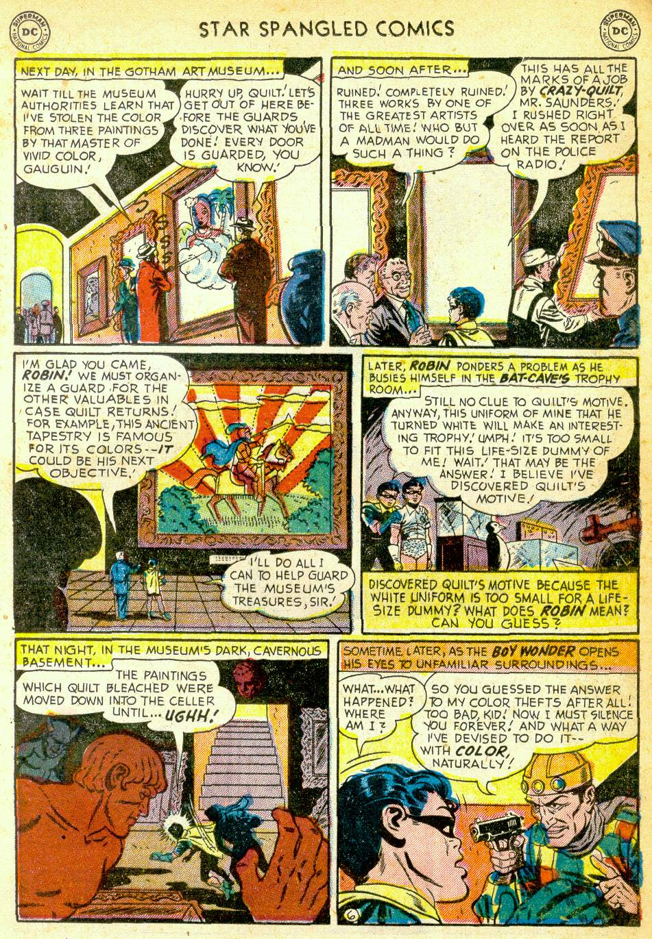 Star Spangled Comics (1941) issue 123 - Page 19
