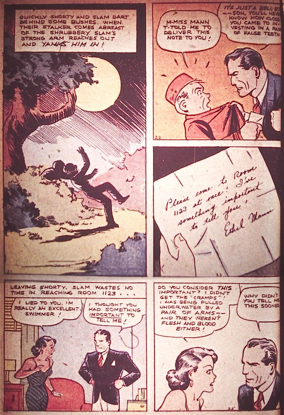 Read online Detective Comics (1937) comic -  Issue #7 - 8