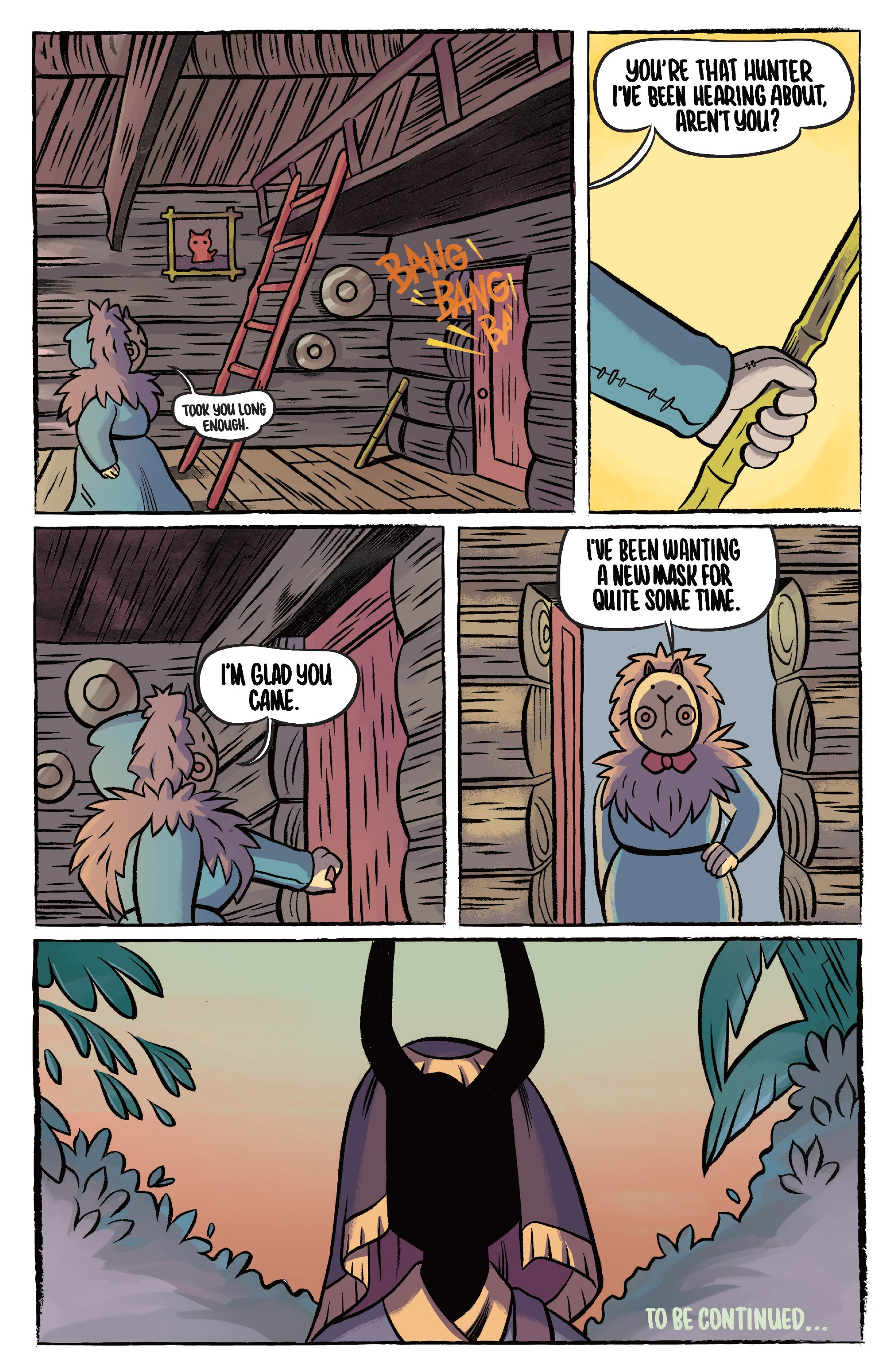 Capture Creatures 3 Page 23