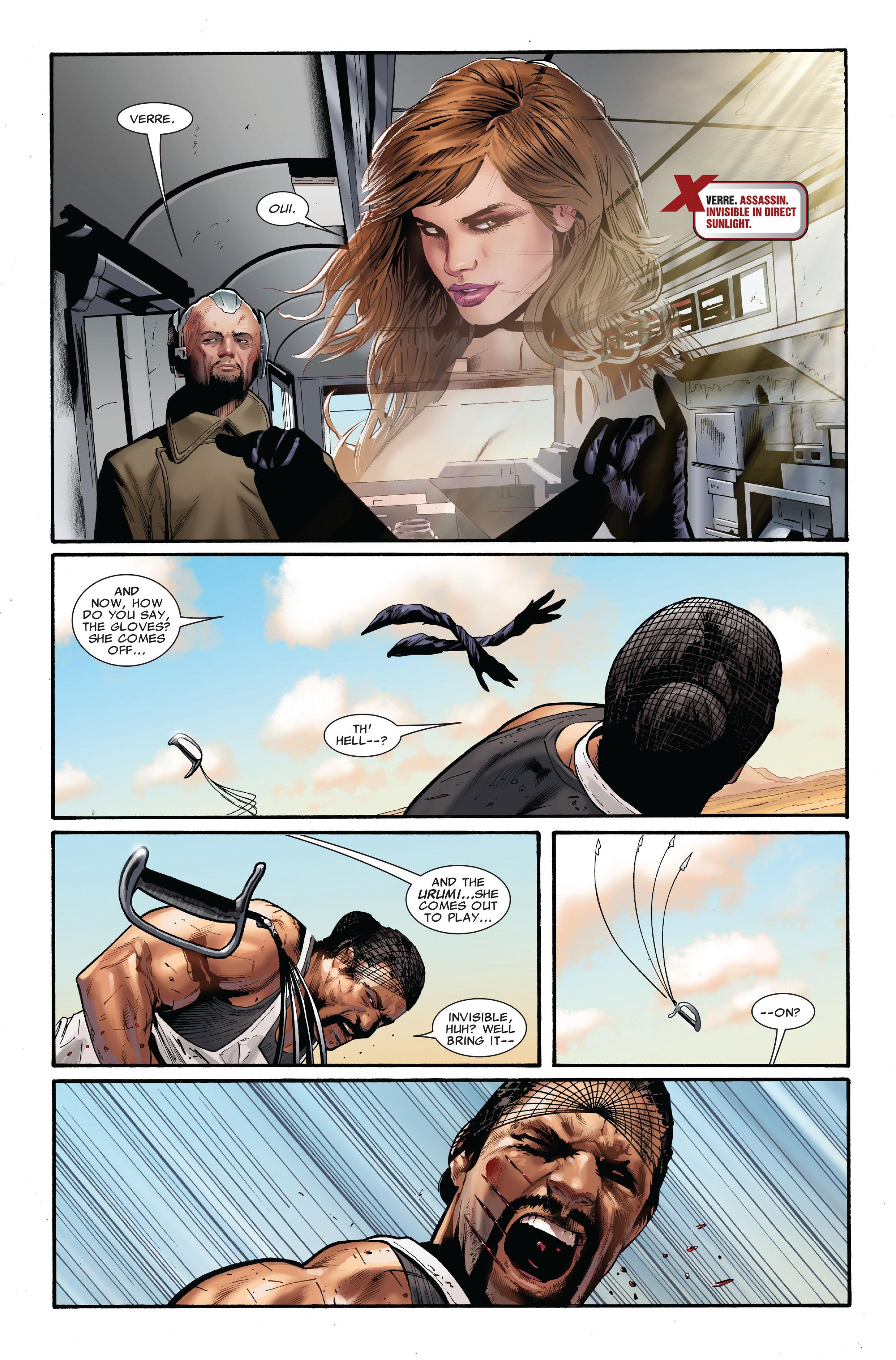 Read online Uncanny X-Men (1963) comic -  Issue #515 - 6