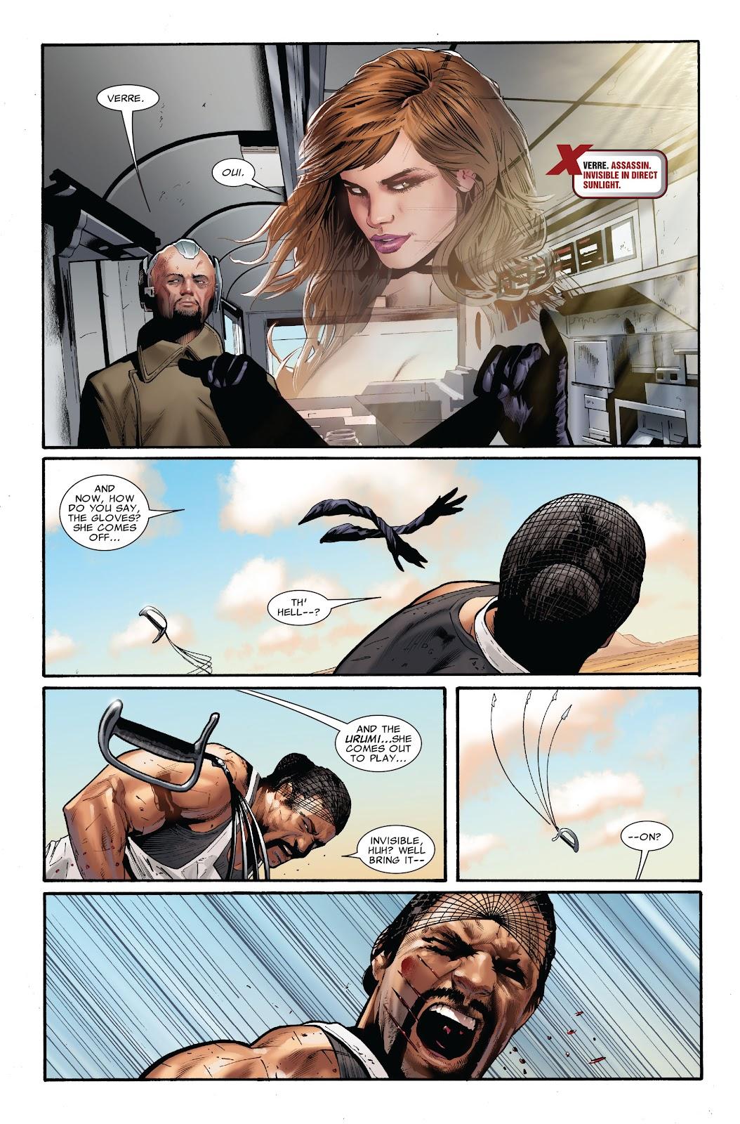 Uncanny X-Men (1963) issue 515 - Page 6