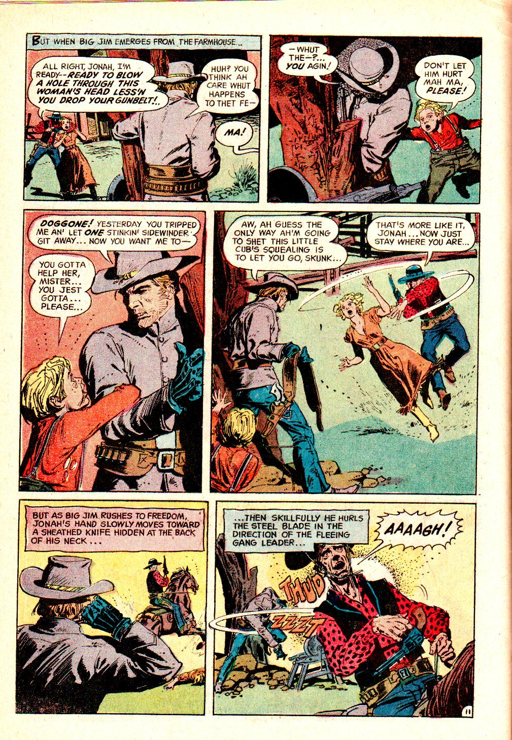 Read online All-Star Western (1970) comic -  Issue #10 - 14