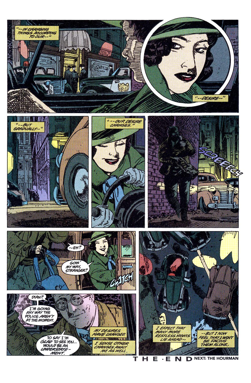 Sandman Mystery Theatre issue 28 - Page 23