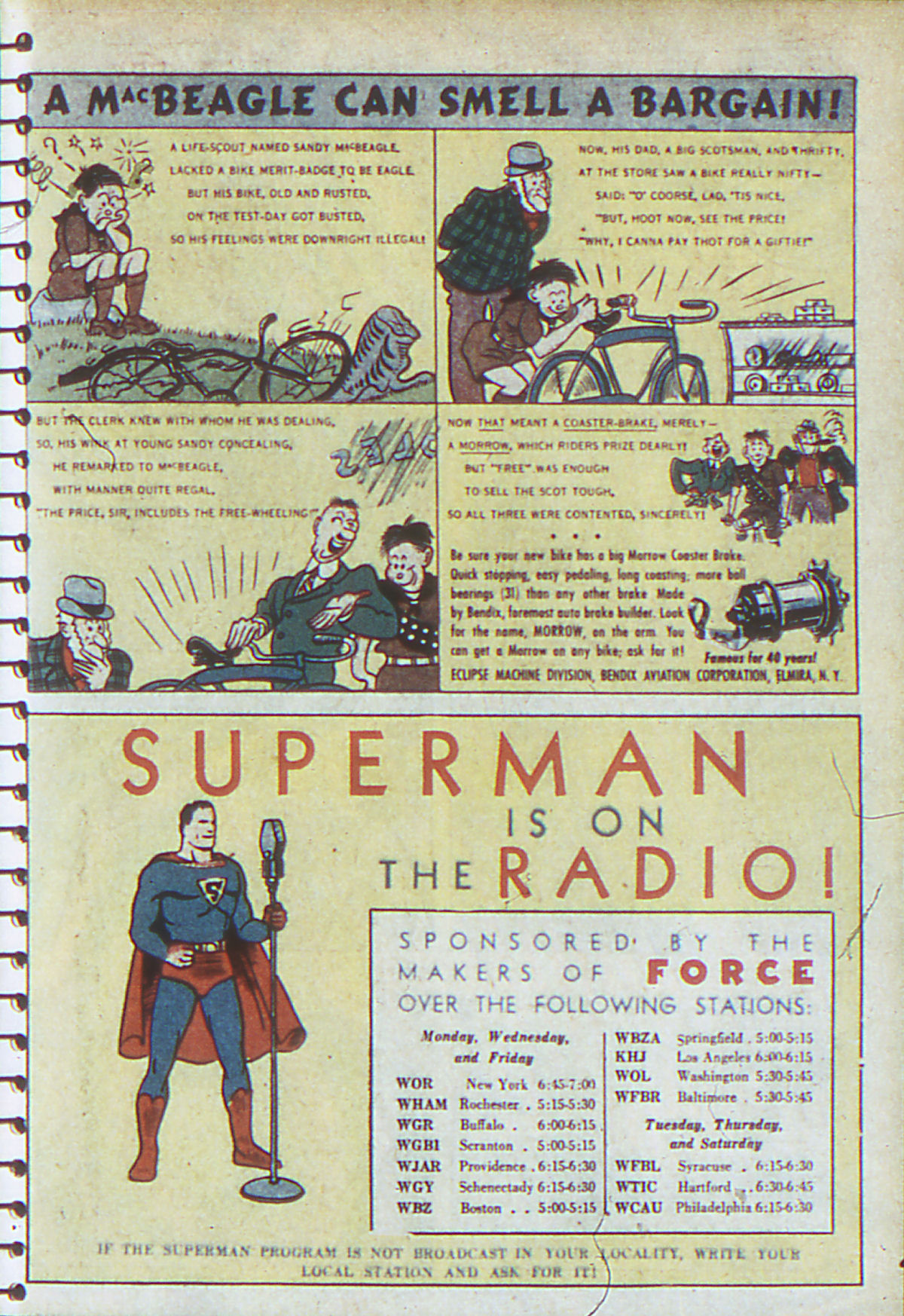Read online Adventure Comics (1938) comic -  Issue #54 - 56