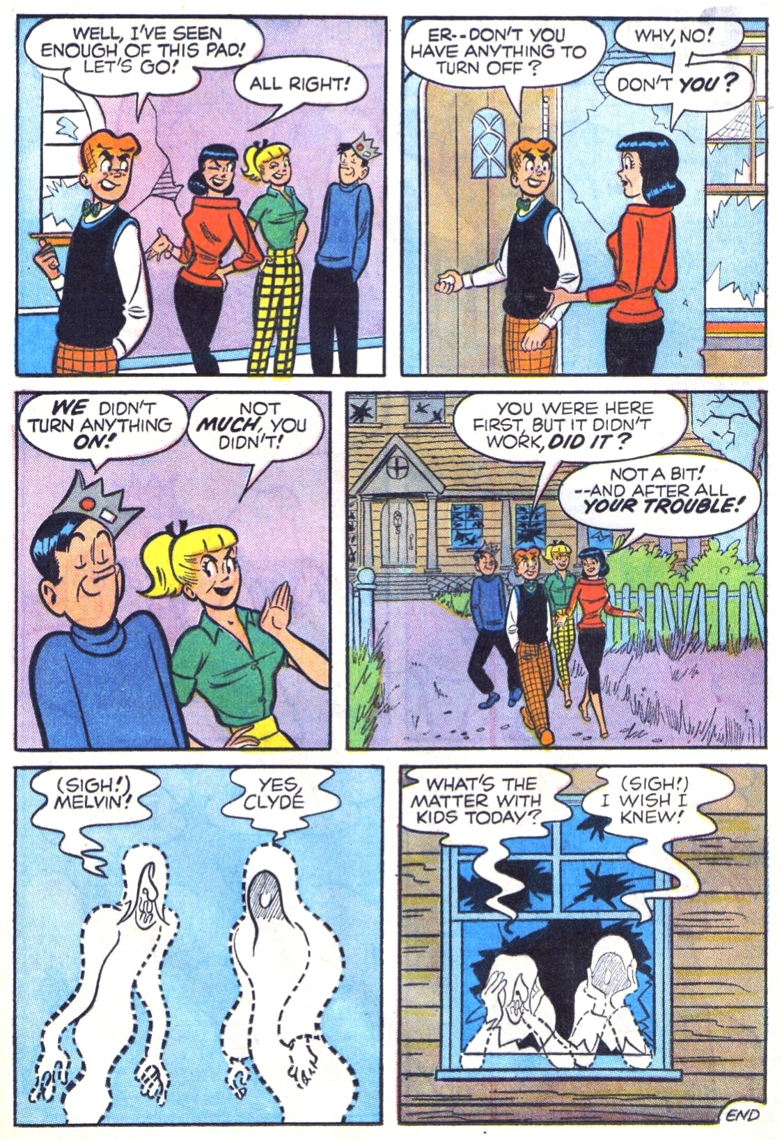 Read online Archie (1960) comic -  Issue #126 - 24