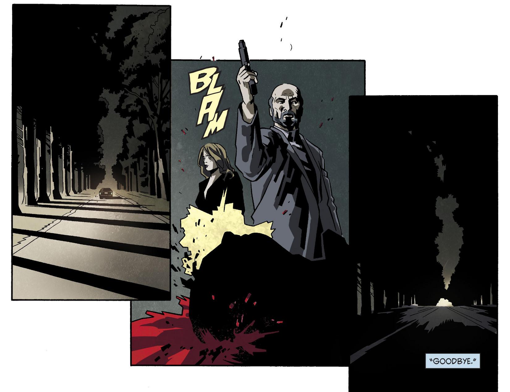 Read online Arrow [II] comic -  Issue #5 - 20