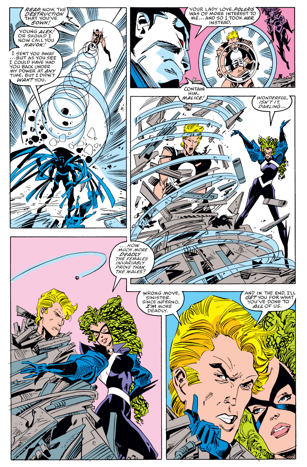 Read online X-Factor (1986) comic -  Issue #39 - 10