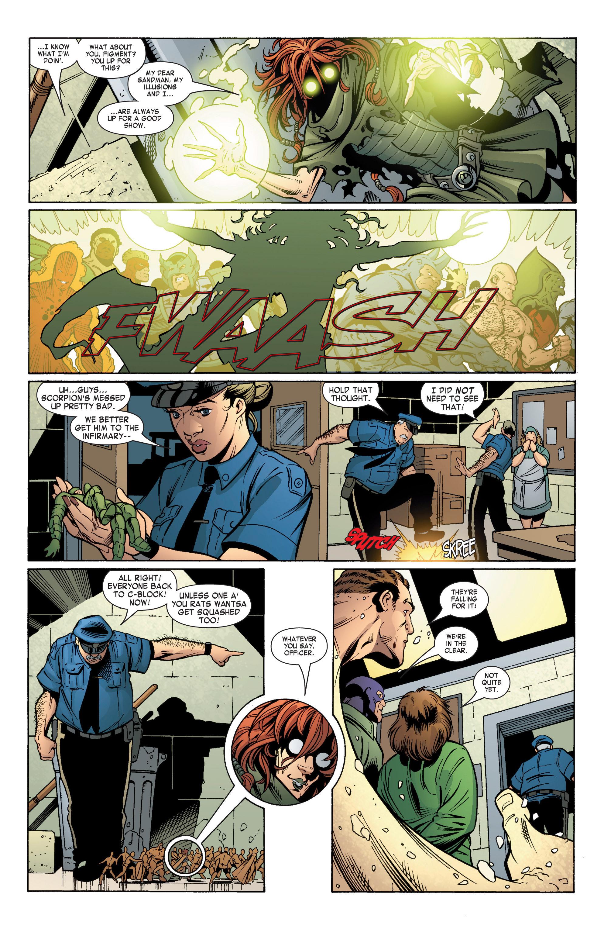 Read online She-Hulk (2004) comic -  Issue #5 - 17
