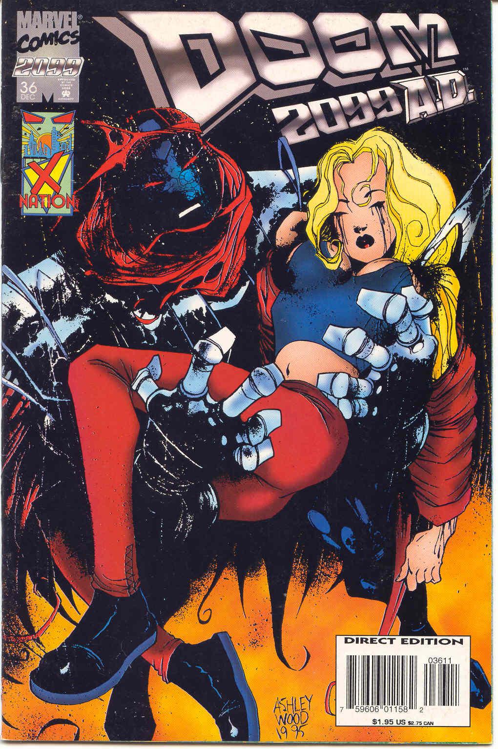 Doom 2099 #36 - Read Doom 2099 Issue #36 Online