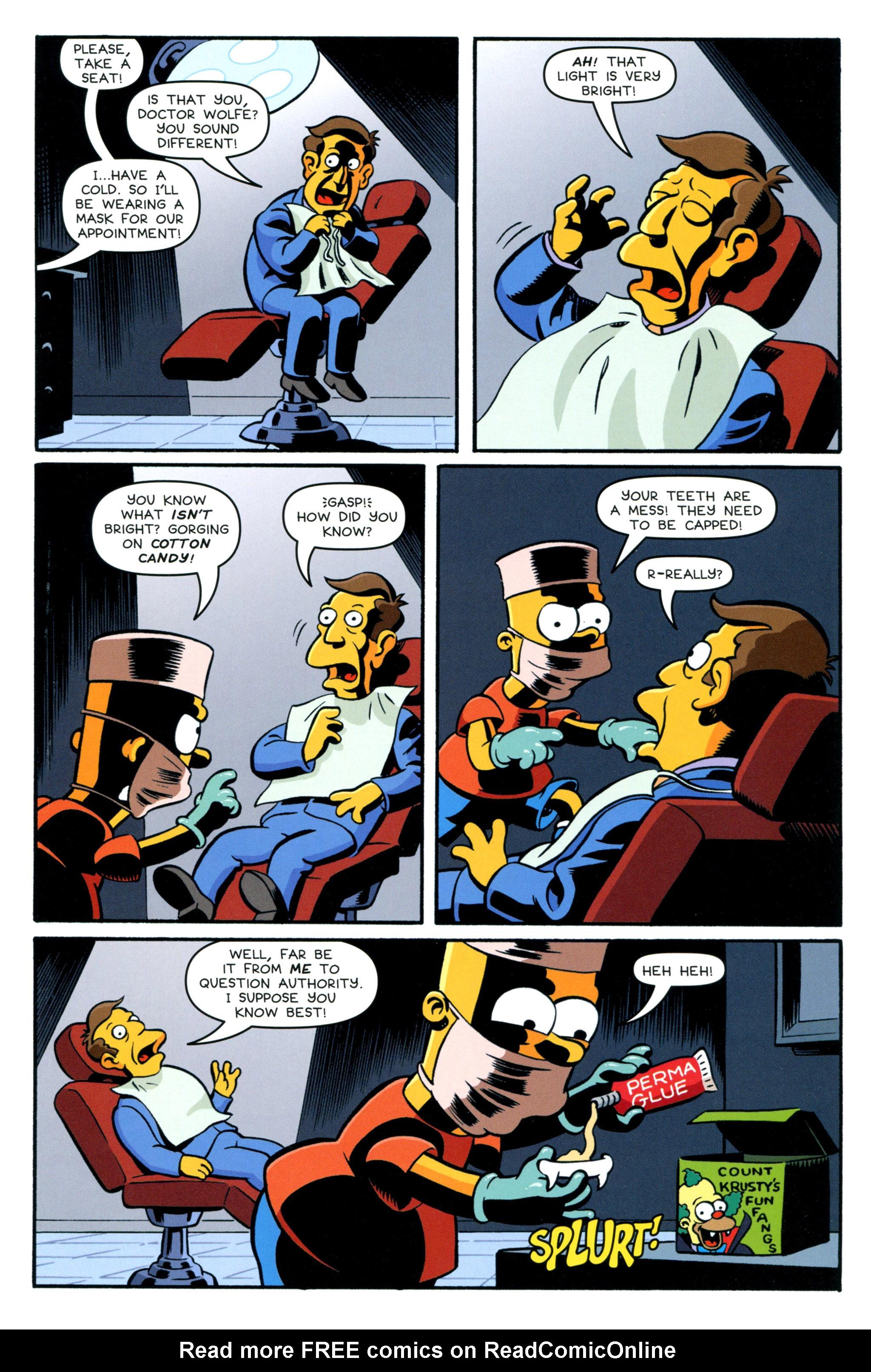 Read online Simpsons Comics Presents Bart Simpson comic -  Issue #89 - 17