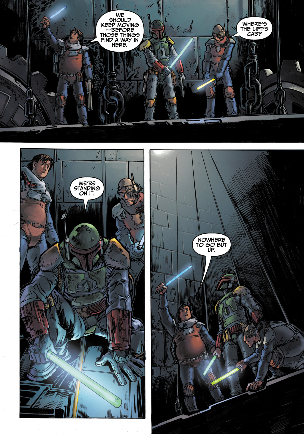 Read online Star Wars Omnibus comic -  Issue # Vol. 33 - 364