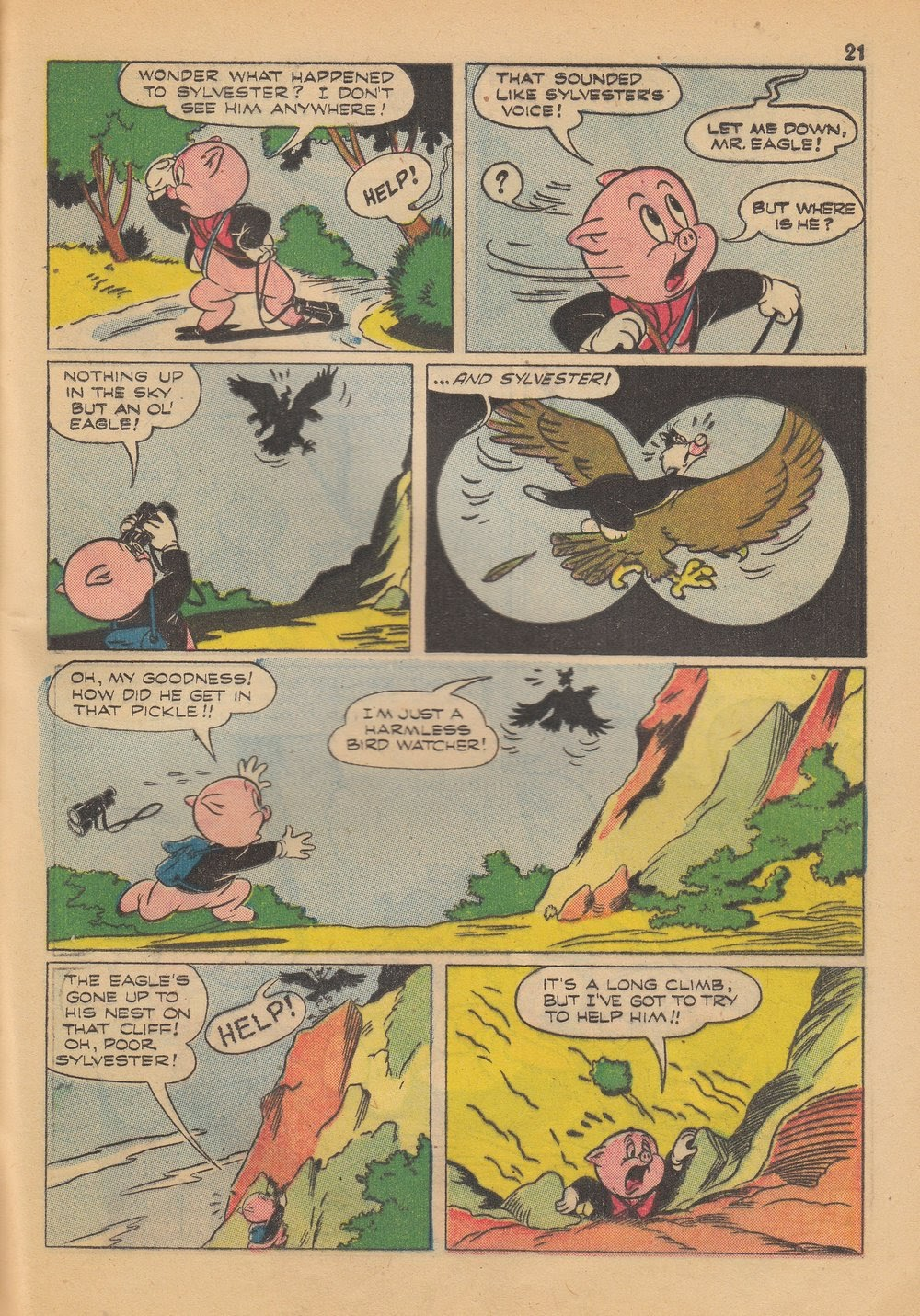 Bugs Bunny's Christmas Funnies issue TPB 4 - Page 23
