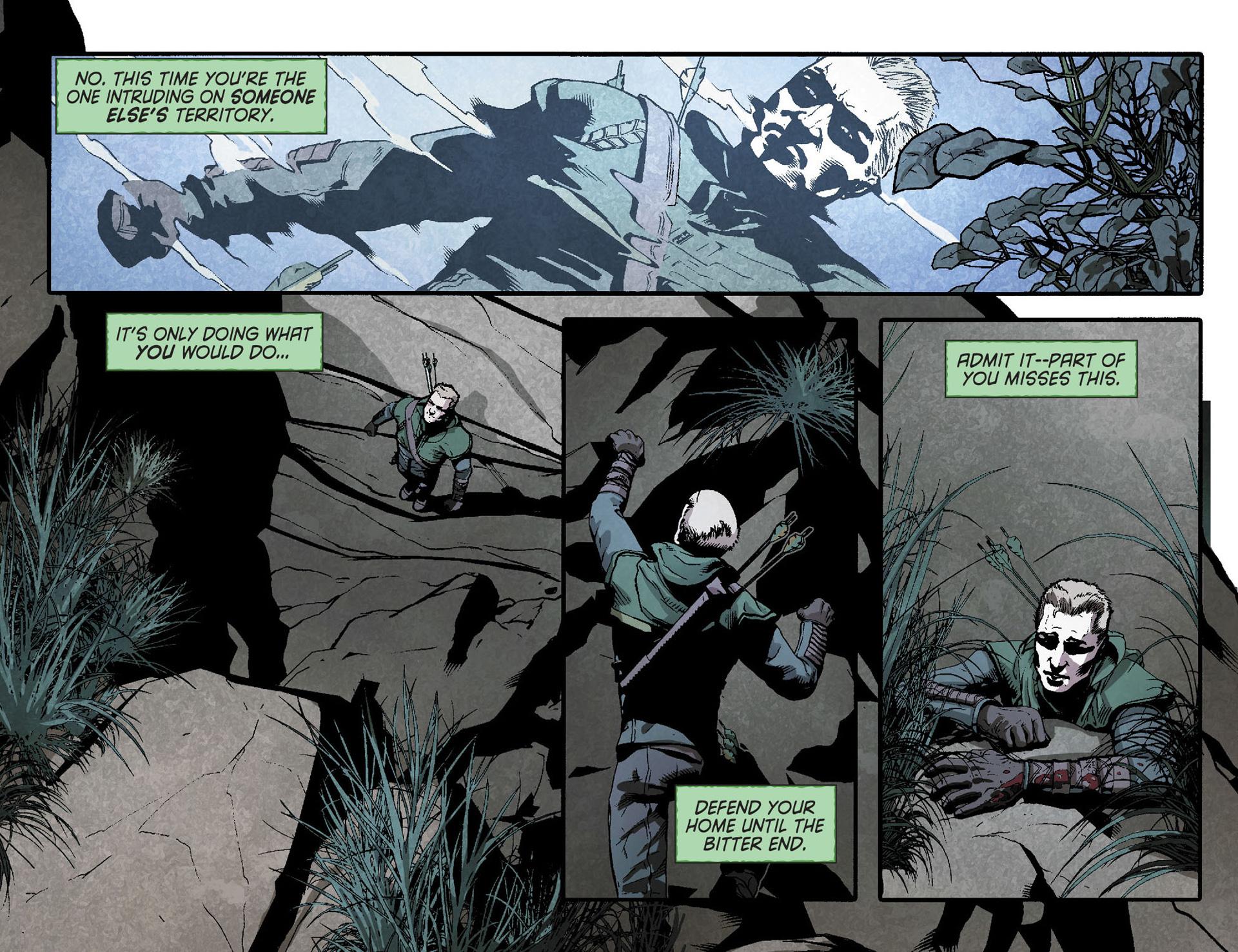 Read online Arrow [II] comic -  Issue #23 - 17
