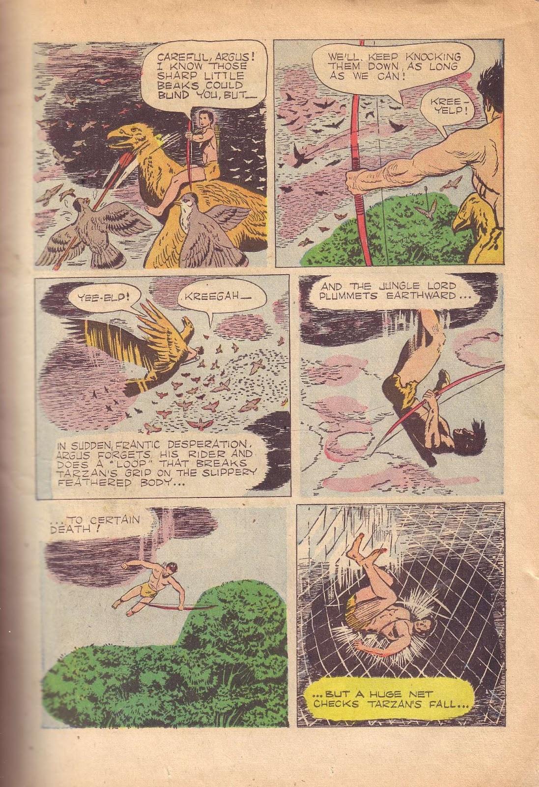 Tarzan (1948) issue 50 - Page 7