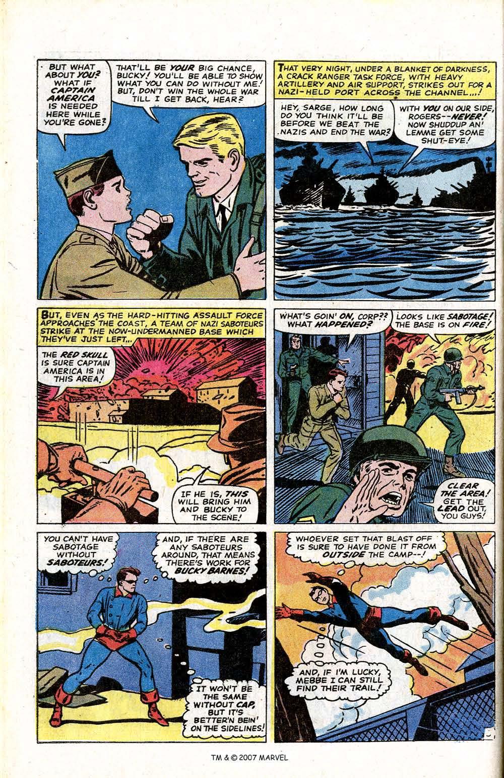 Read online Captain America (1968) comic -  Issue # _Annual 1 - 20