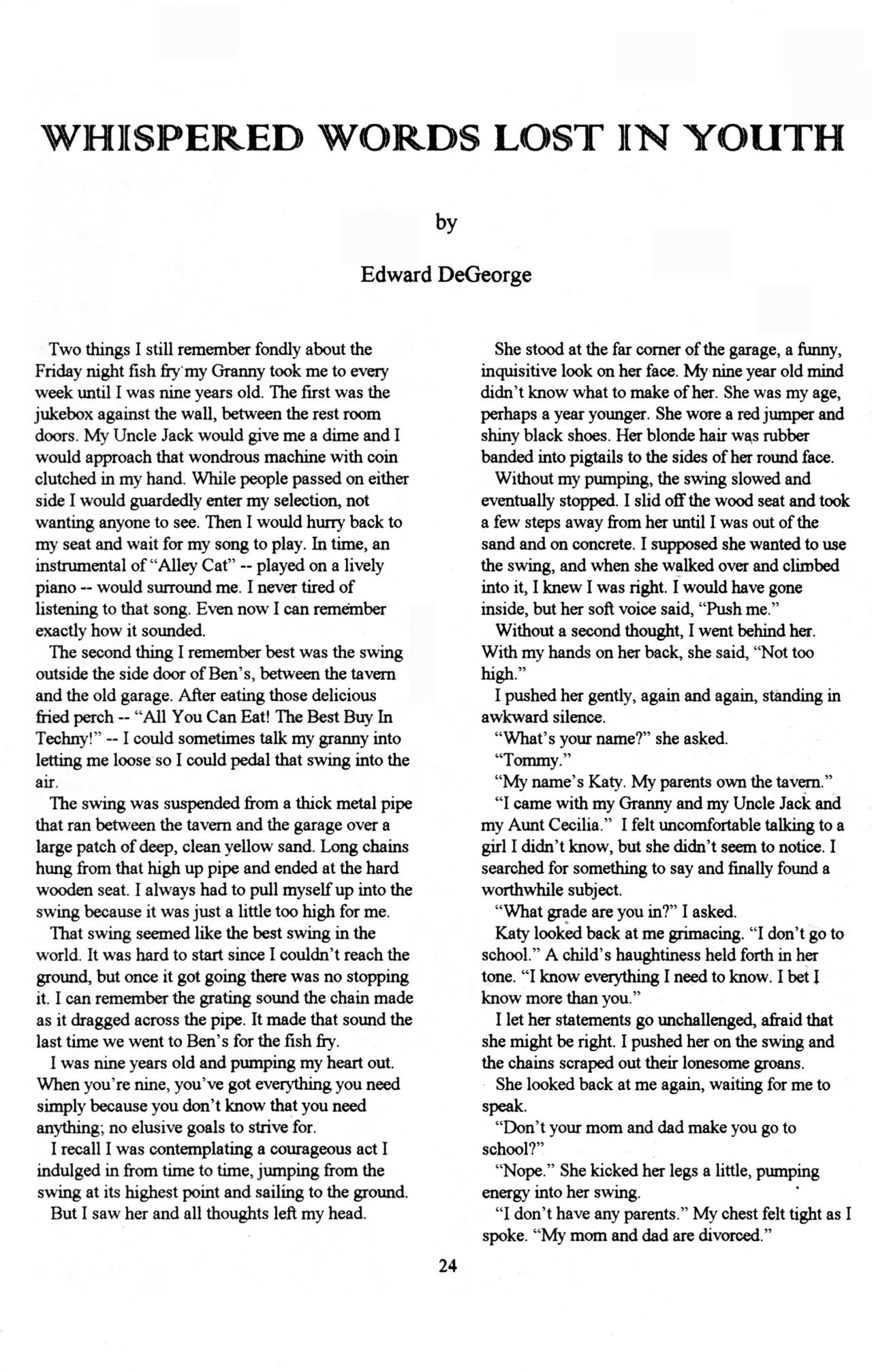 Read online Dr. Weird (1997) comic -  Issue #2 - 26