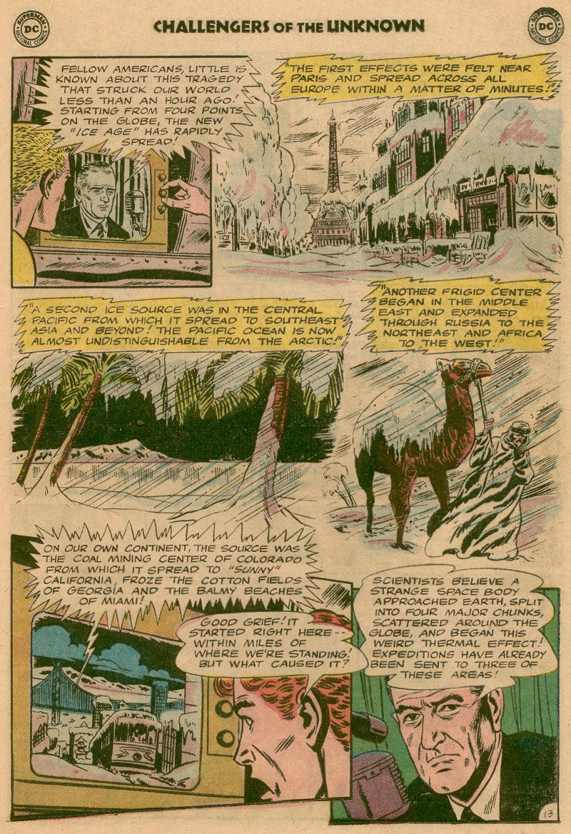 Challengers of the Unknown (1958) issue 45 - Page 16