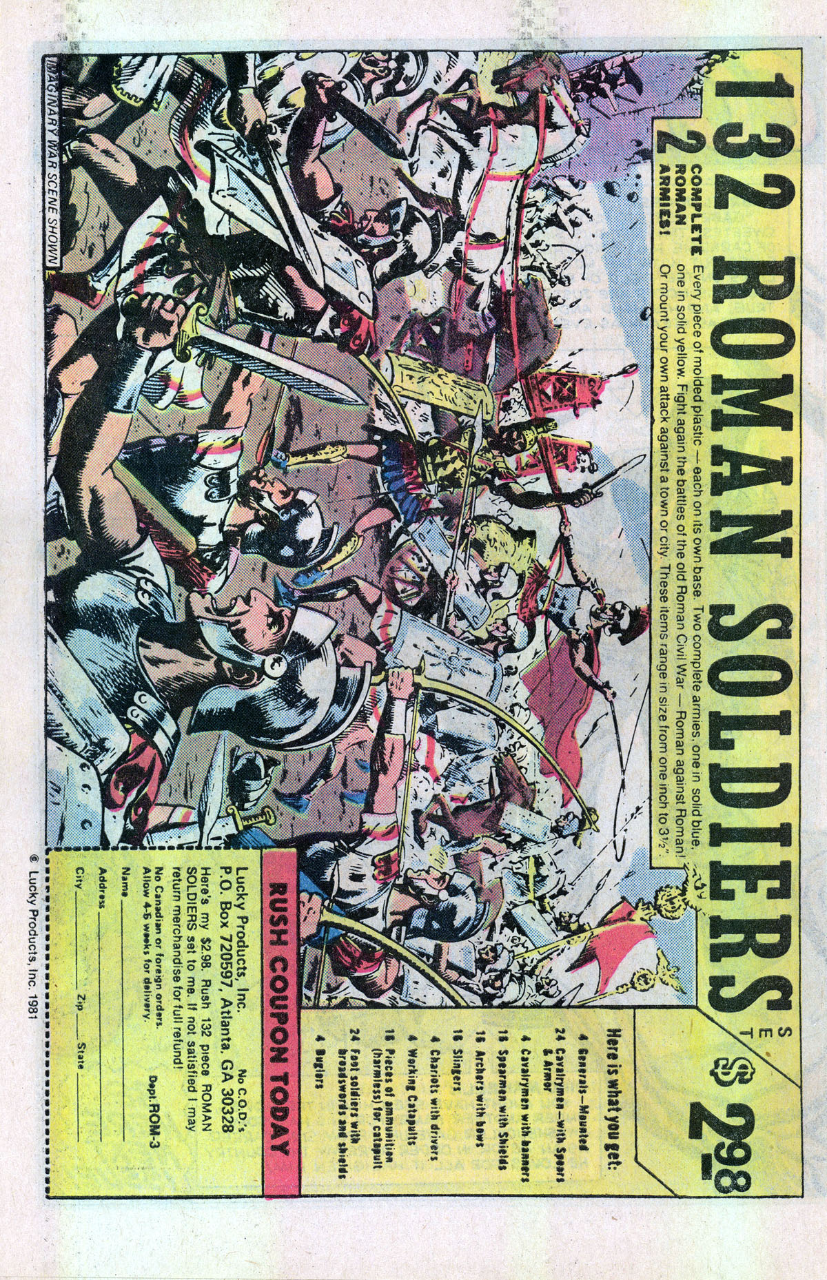 Read online Sgt. Fury comic -  Issue #166 - 32