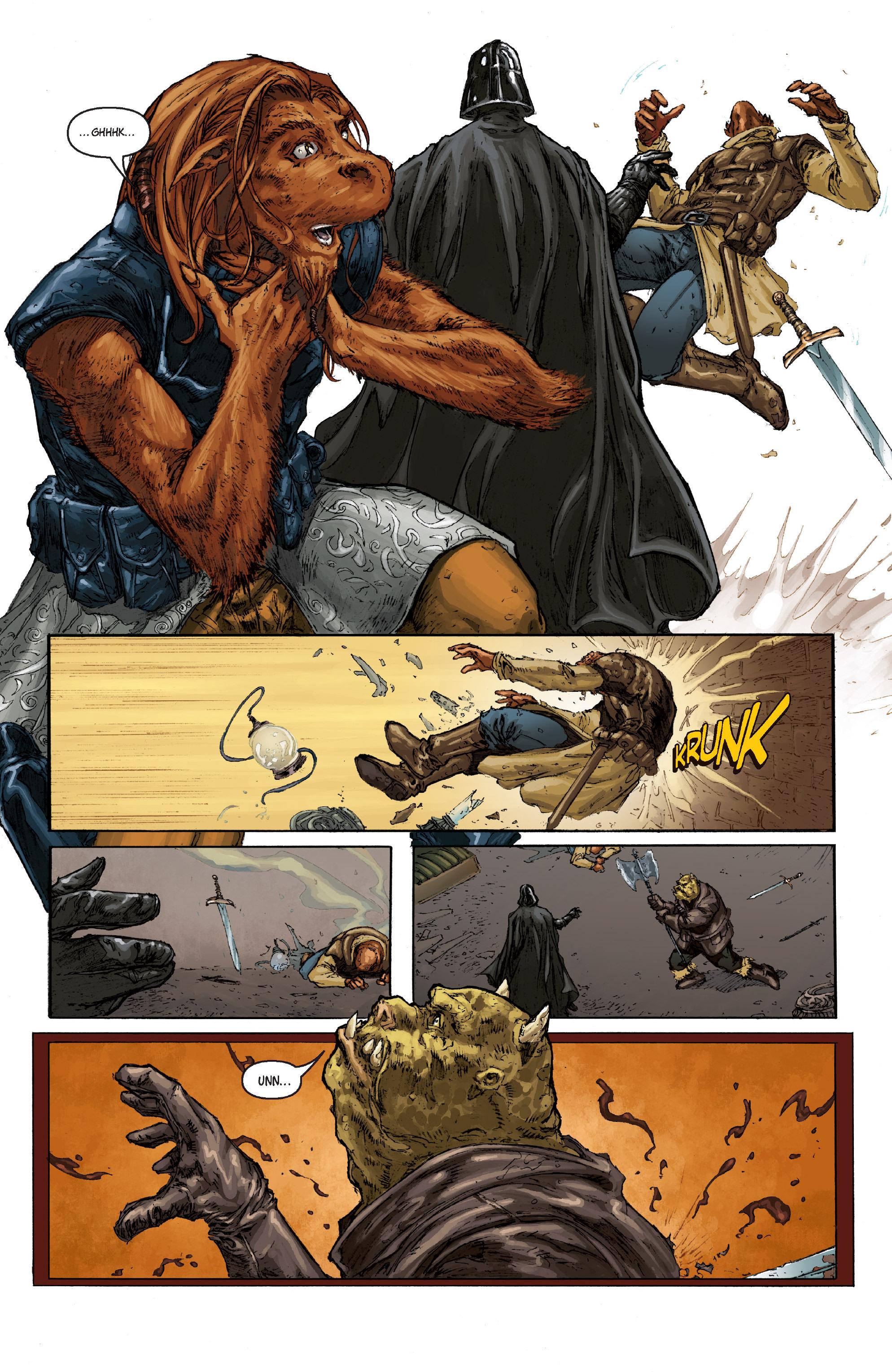 Read online Star Wars Omnibus comic -  Issue # Vol. 17 - 290