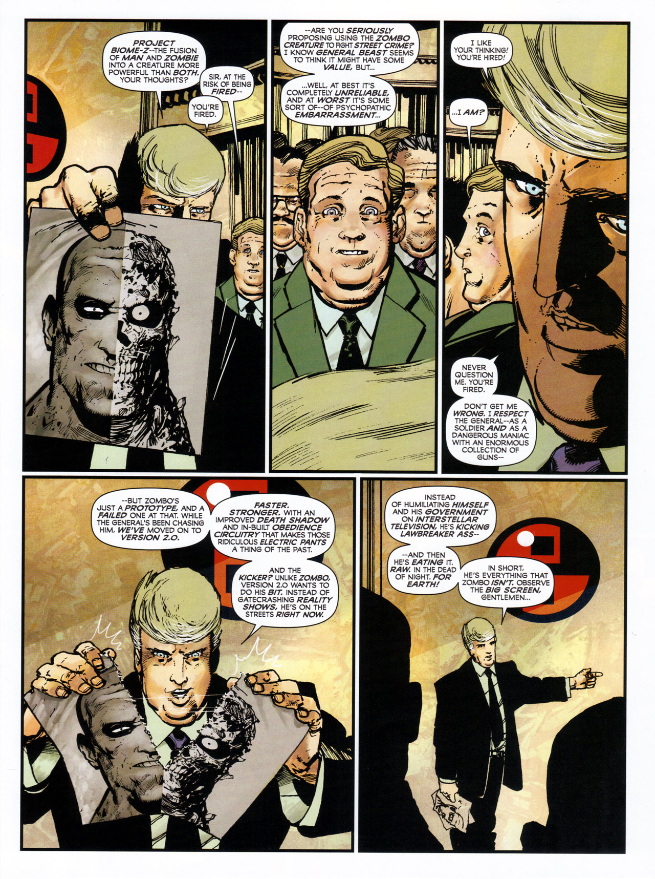 Read online 2000 AD comic -  Issue #1746 - 94