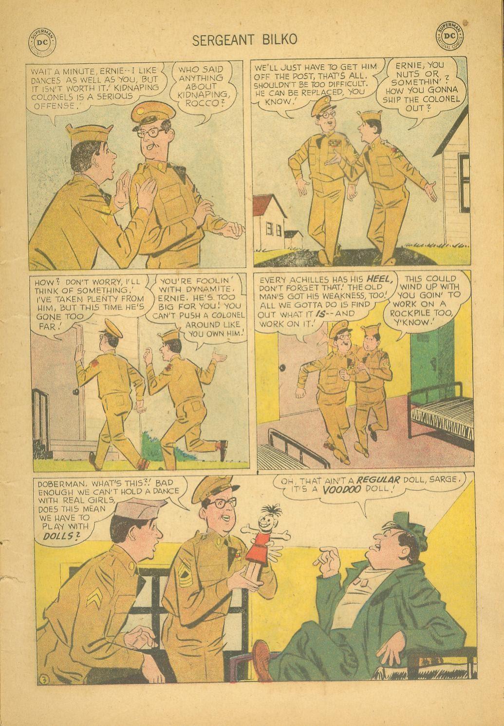 Sergeant Bilko issue 8 - Page 5