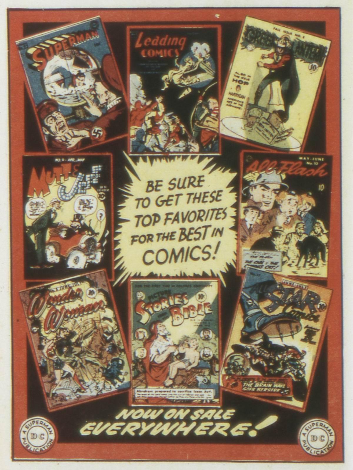Read online Detective Comics (1937) comic -  Issue #77 - 46
