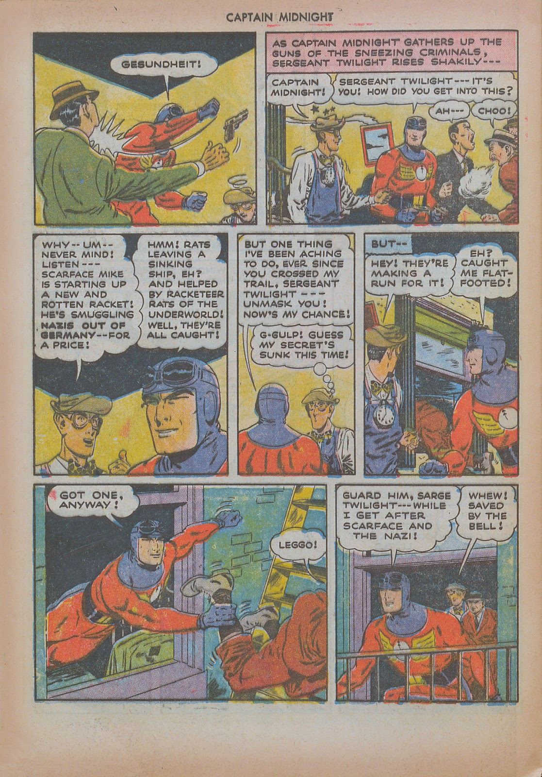 Captain Midnight (1942) issue 20 - Page 32