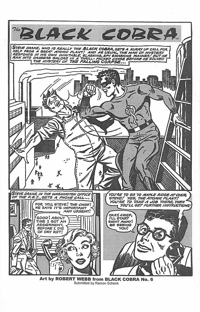Read online Men of Mystery Comics comic -  Issue #38 - 44
