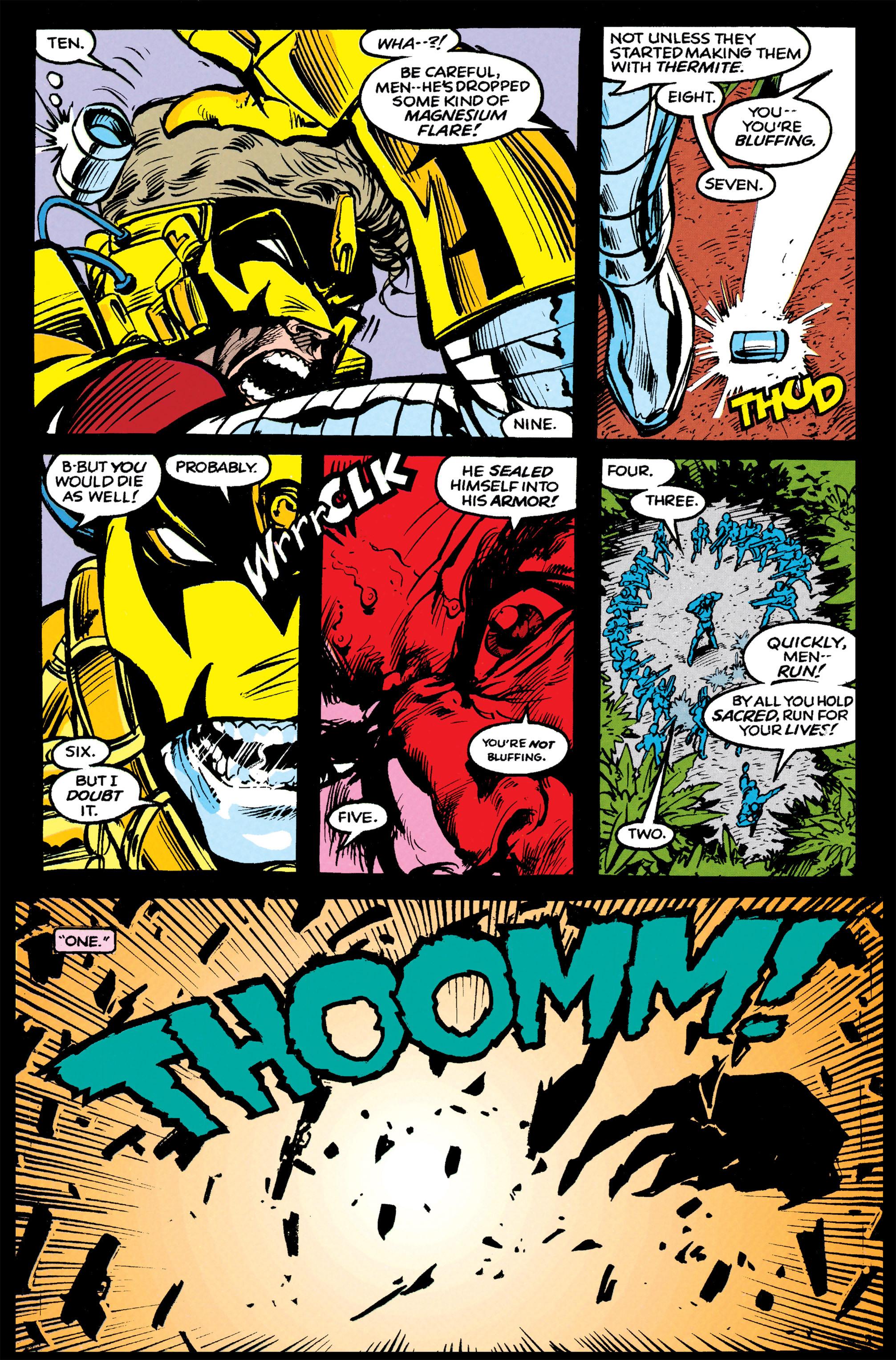 X-Men (1991) 10 Page 18