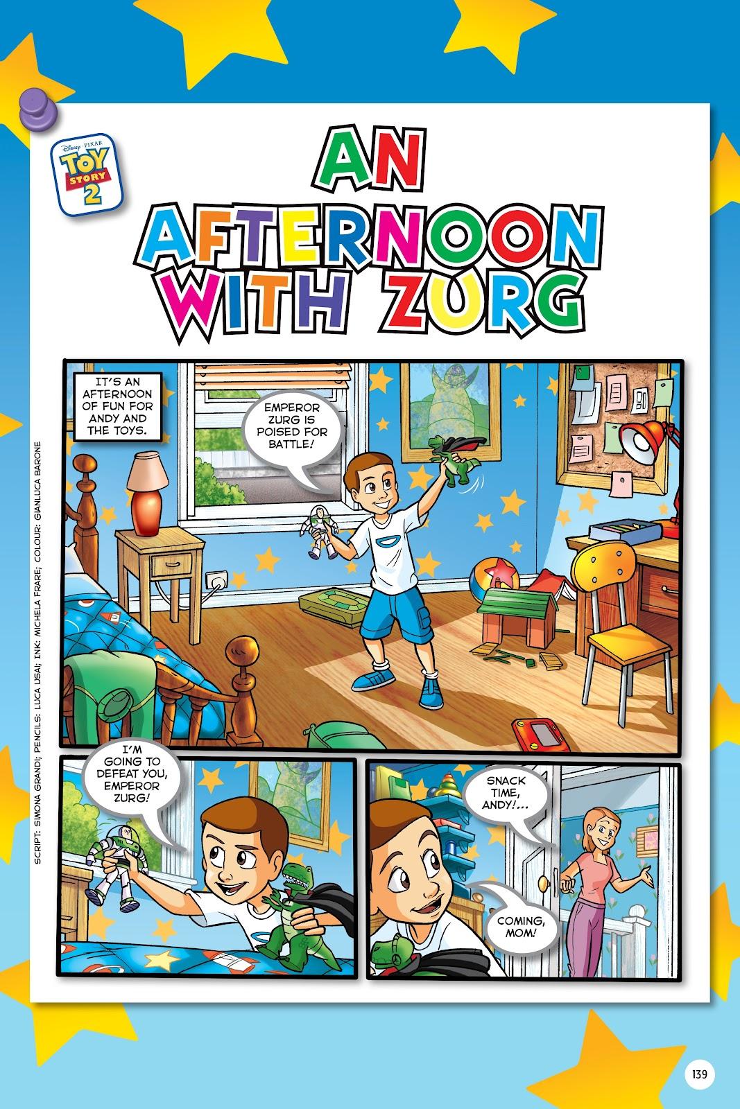 Read online DISNEY·PIXAR Toy Story Adventures comic -  Issue # TPB 1 (Part 2) - 39