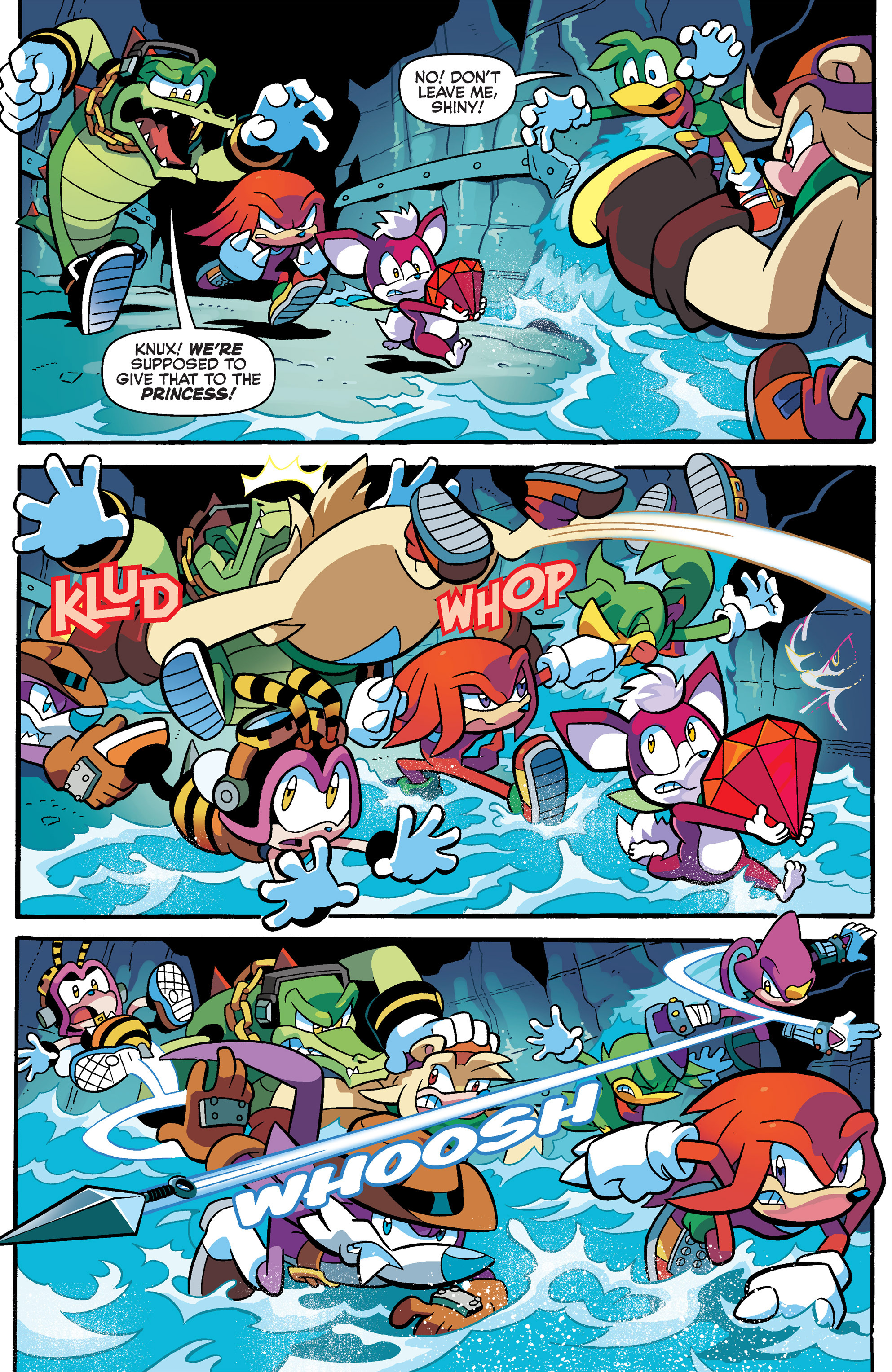 Read online Sonic Universe comic -  Issue #65 - 15