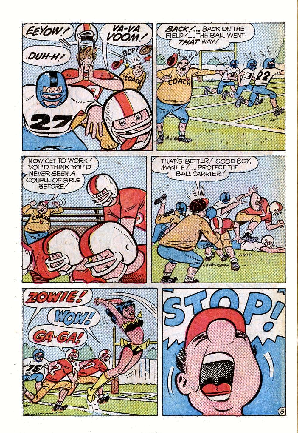 Read online Archie (1960) comic -  Issue #198 - 22