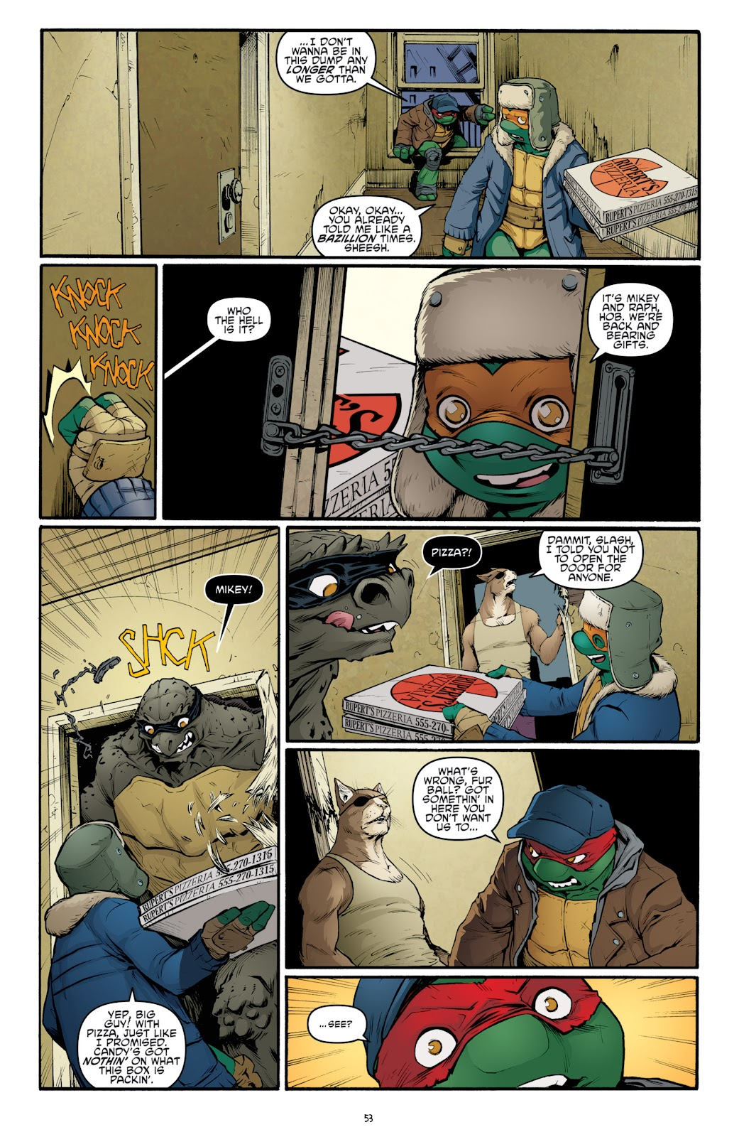 Read online Teenage Mutant Ninja Turtles: The IDW Collection comic -  Issue # TPB 4 (Part 3) - 60