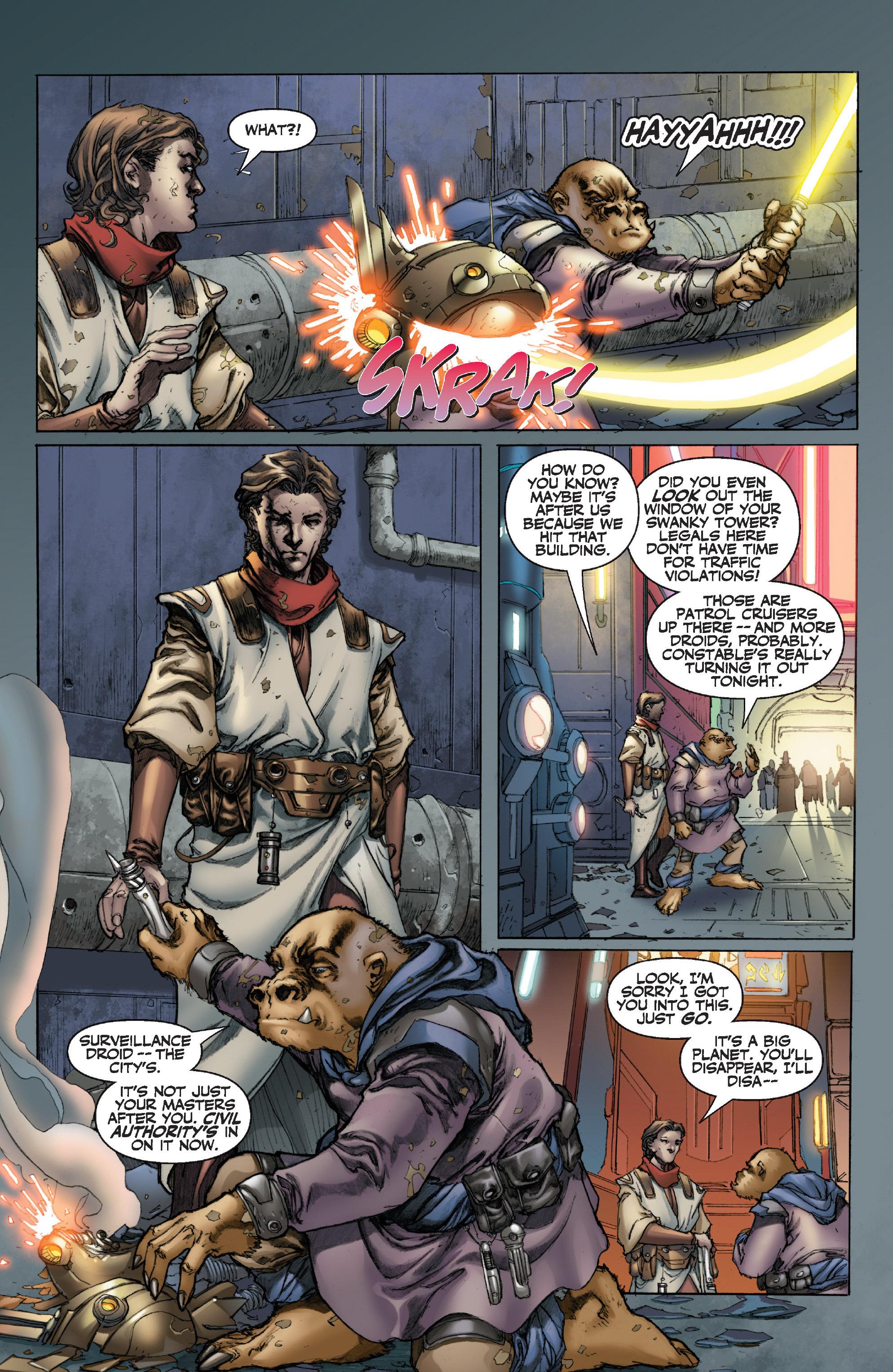 Read online Star Wars Omnibus comic -  Issue # Vol. 29 - 51