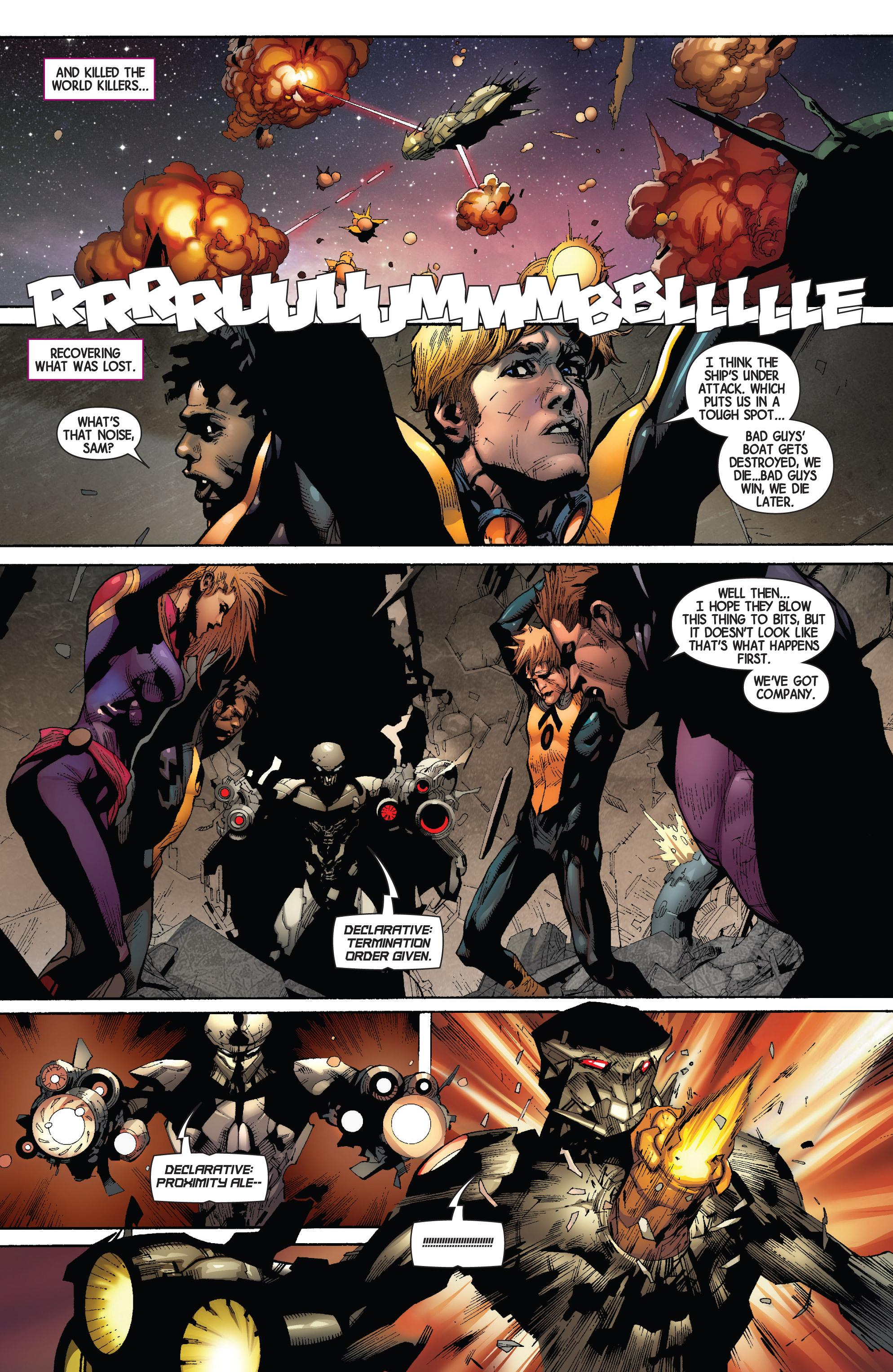 Read online Avengers (2013) comic -  Issue #Avengers (2013) _TPB 4 - 68