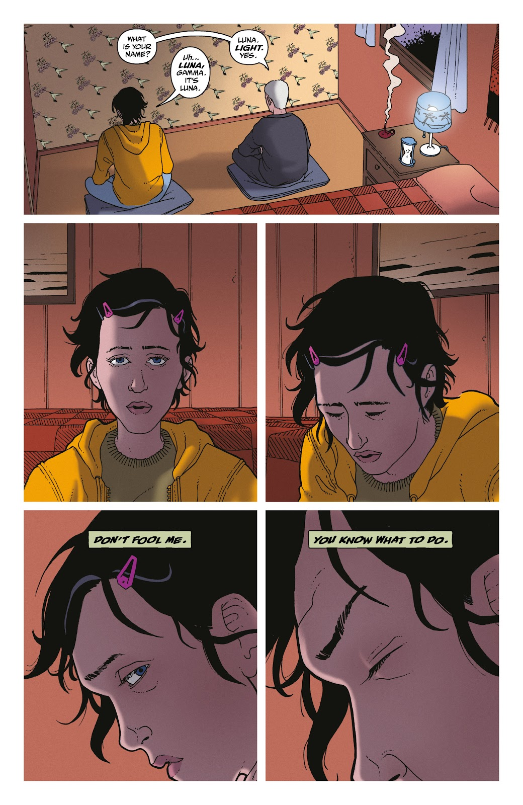 Read online She Could Fly comic -  Issue # _TPB - 57