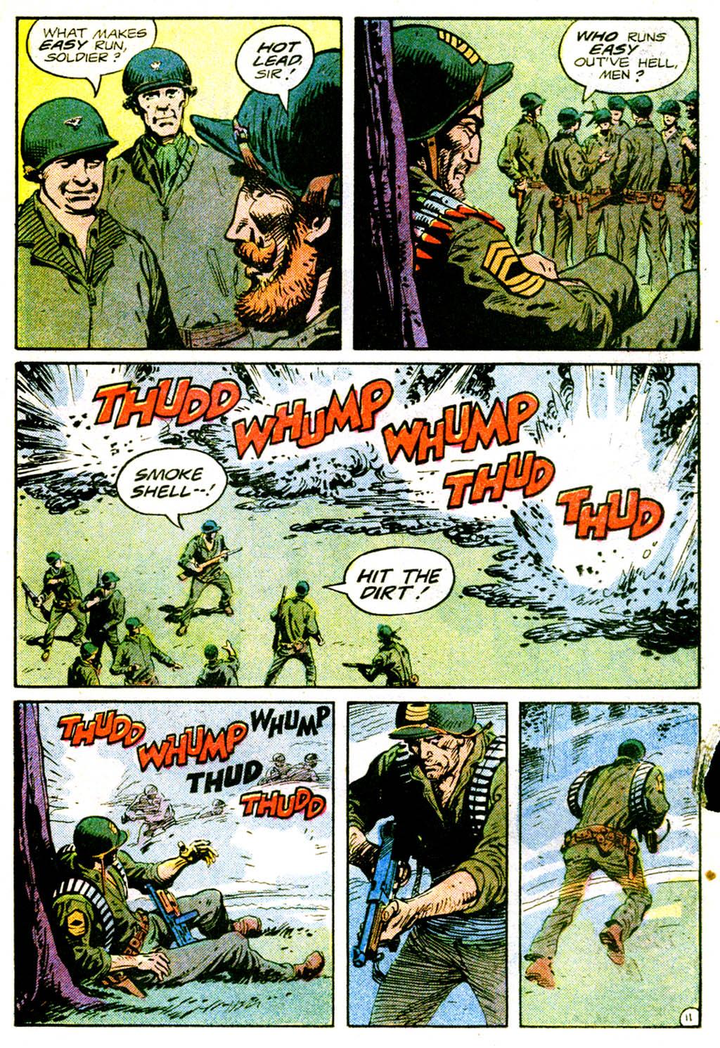 Read online Sgt. Rock comic -  Issue #362 - 14