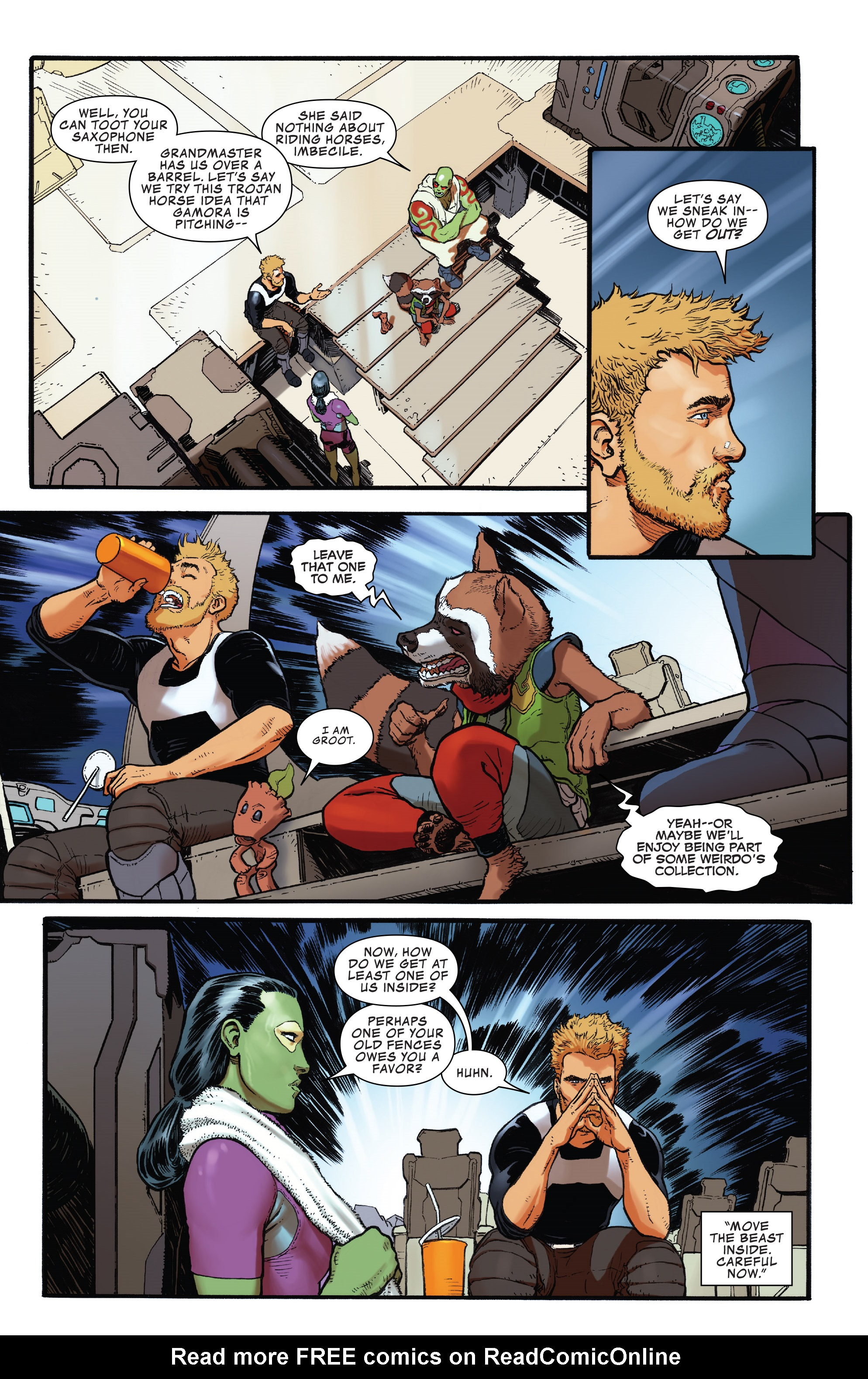 Read online All-New Guardians of the Galaxy comic -  Issue #2 - 7