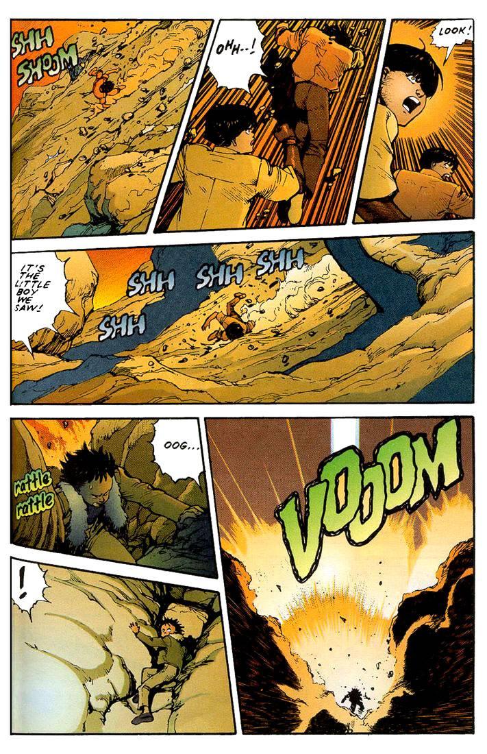 Read online Akira comic -  Issue #11 - 59