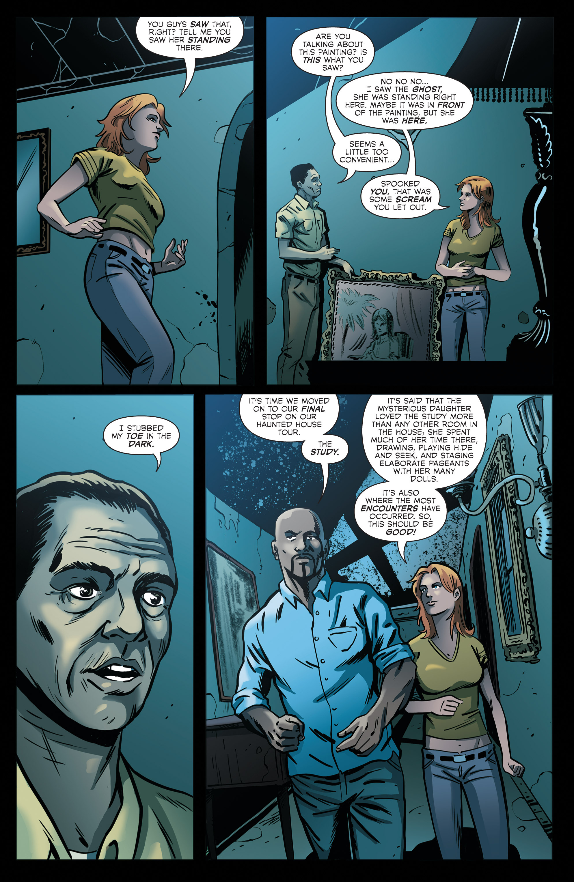 Read online Hoax Hunters (2012) comic -  Issue # TPB 2 - 80