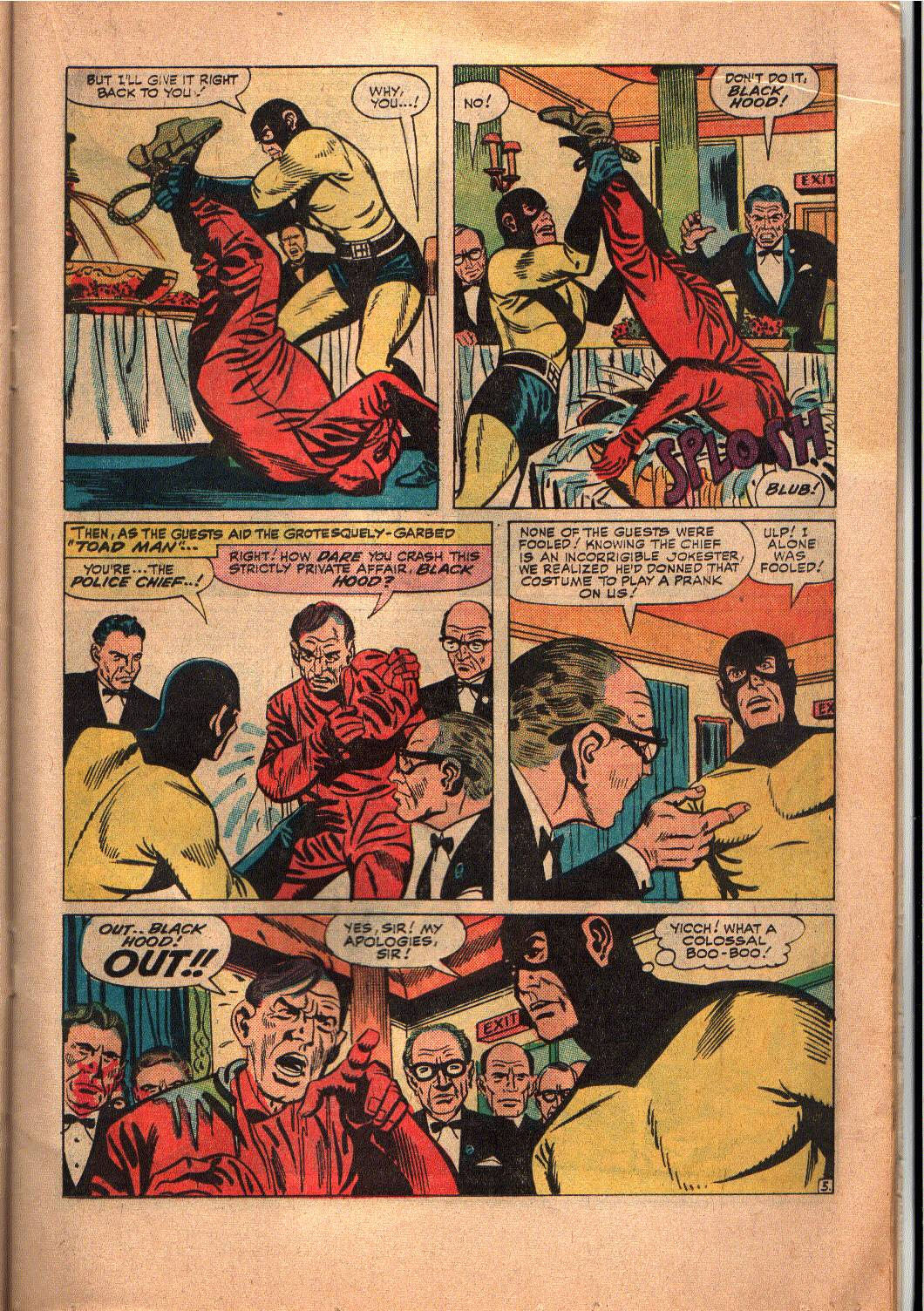 The Mighty Crusaders (1965) Issue #6 #6 - English 14