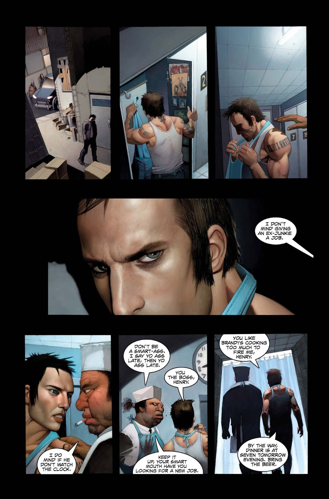13 Coins issue TPB - Page 13